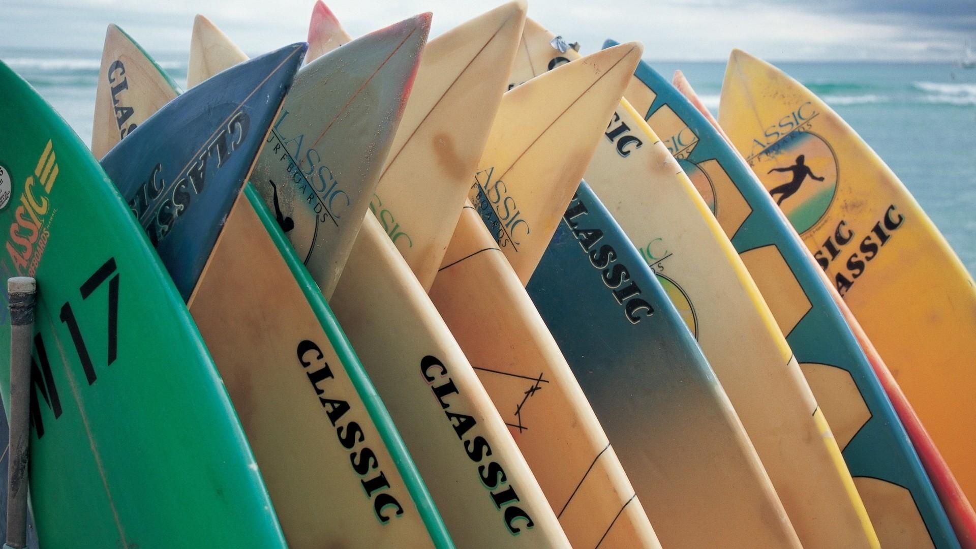 board, surfing, sea