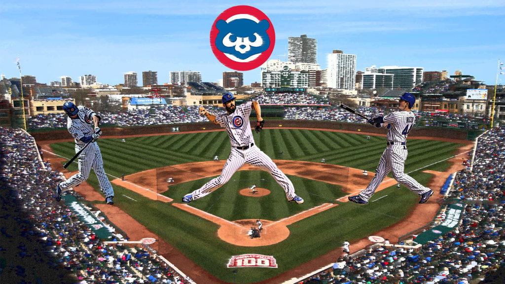 Chicago Cubs Backgrounds   PixelsTalk.Net