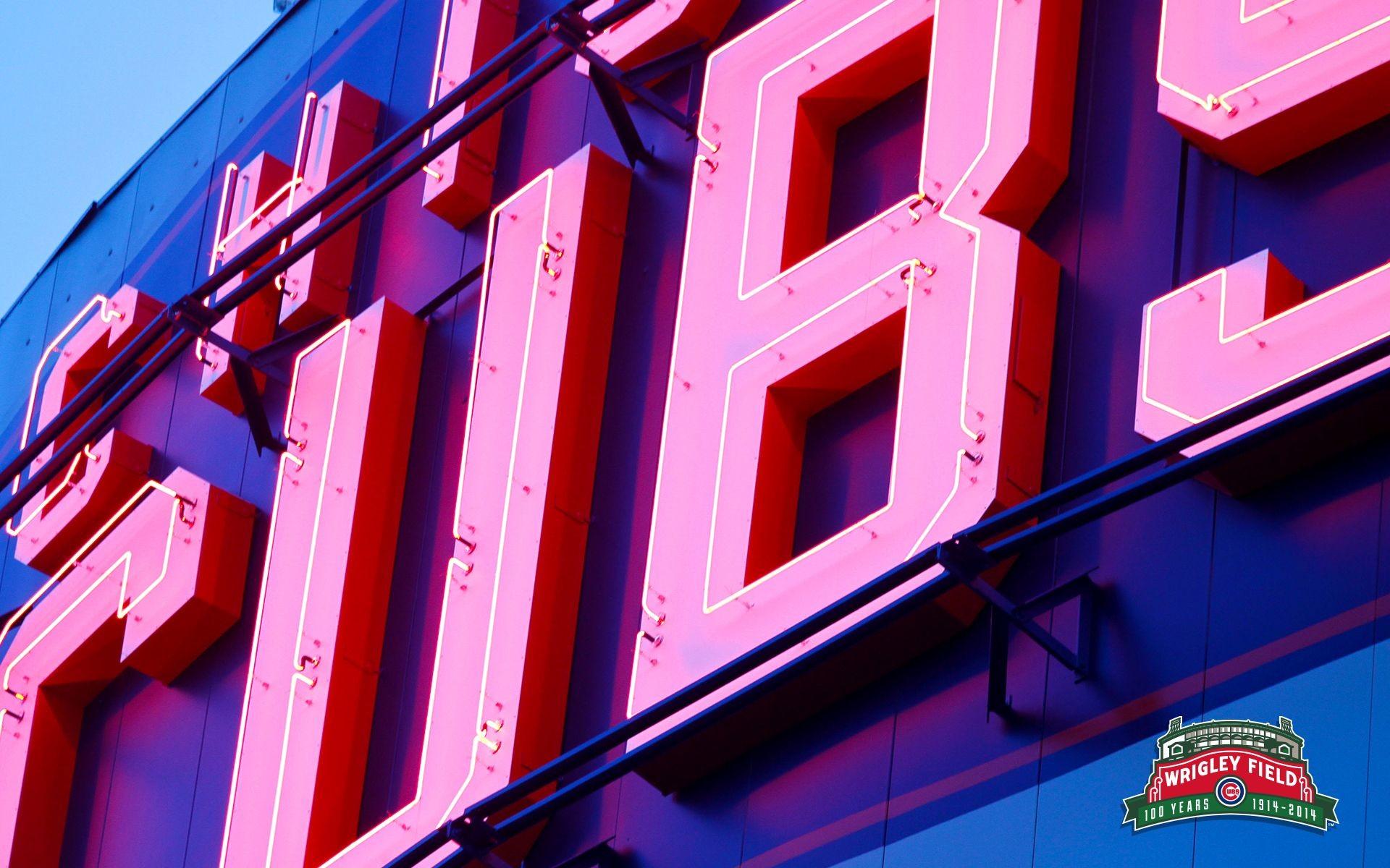 Wallpaper Chicago Cubs