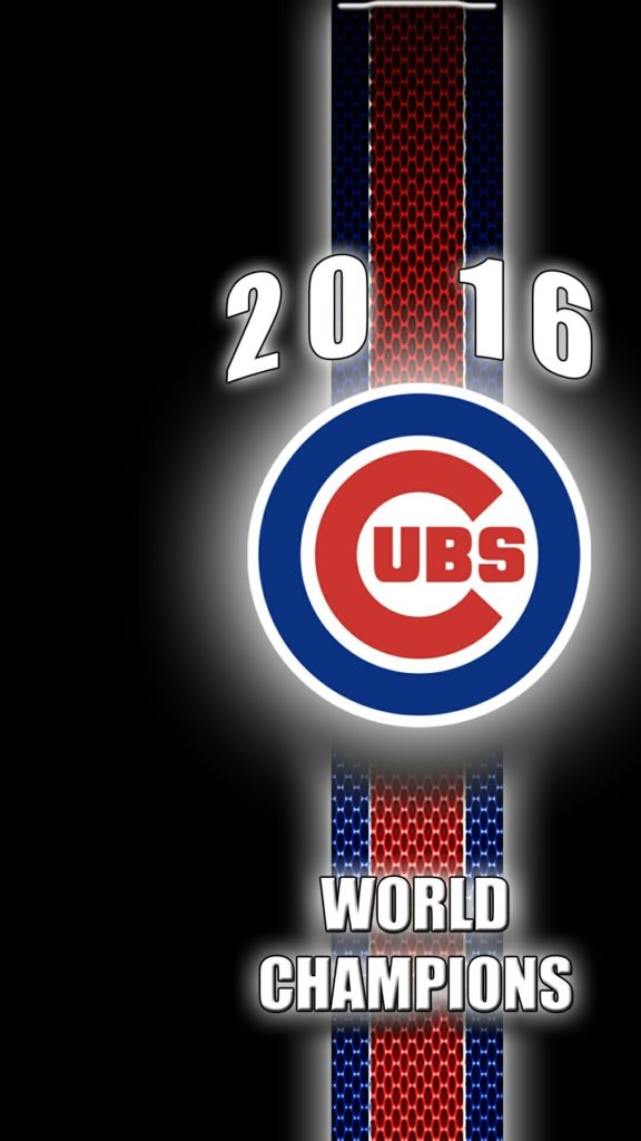 Chicago Cubs– 2016 World Champions More. Chicago Cubs WallpaperSports  WallpapersRoot …