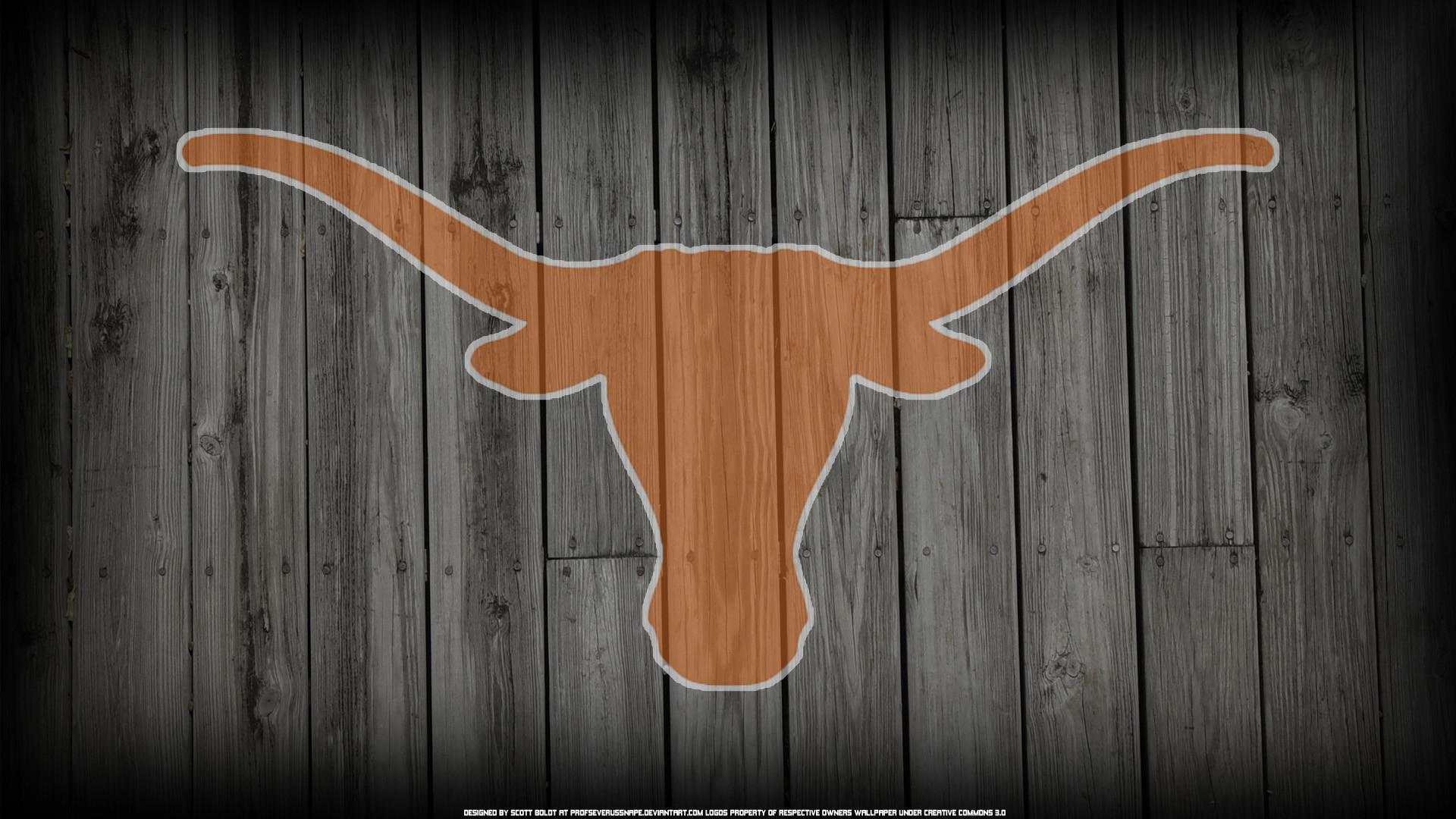 Longhorns Desktop Wallpaper