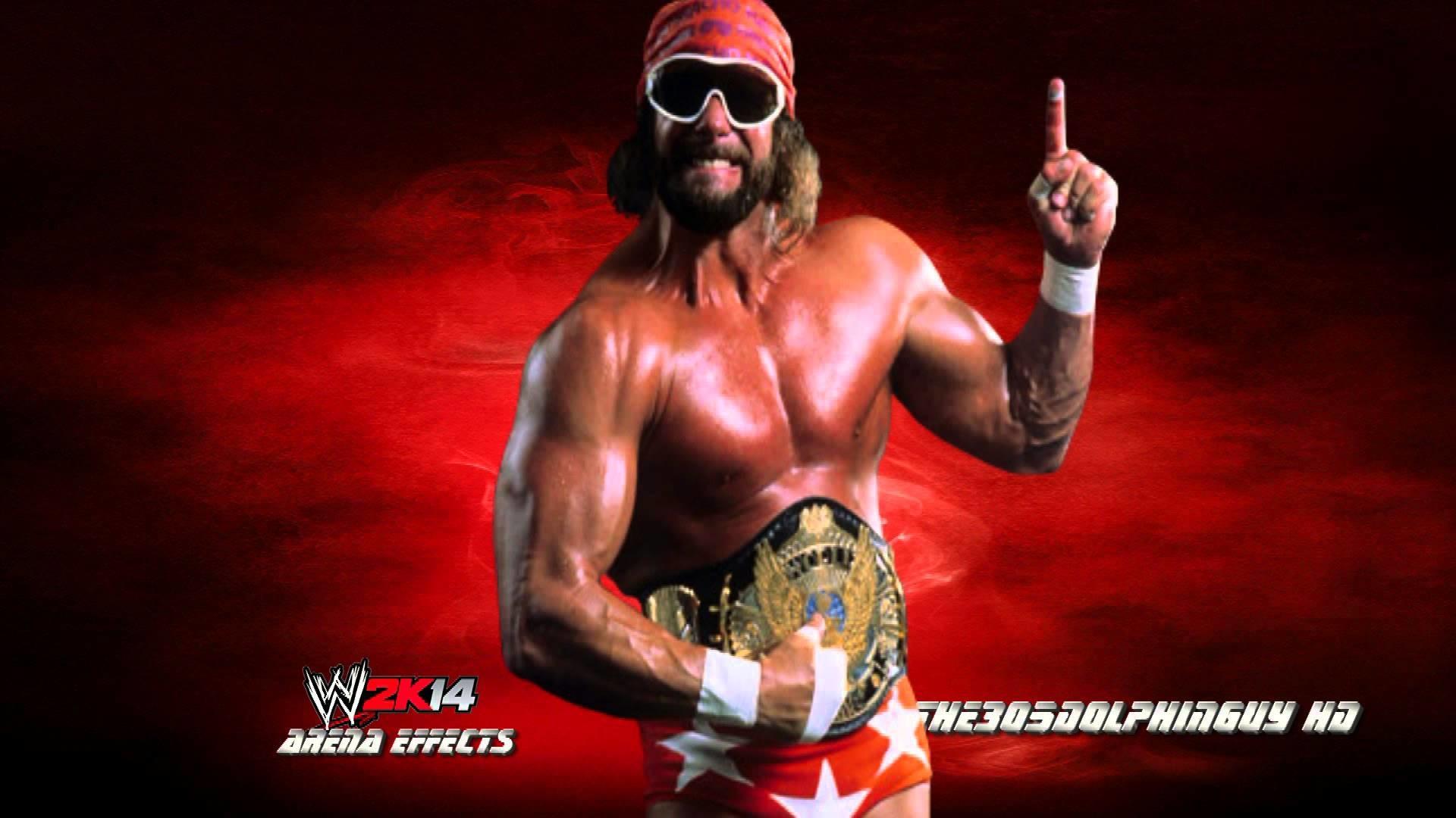 "#WWE: ""Macho Man"" Randy Savage 2nd Theme – Pomp & Circumstance (HQ + 2nd  Version + Arena Effects) – YouTube"