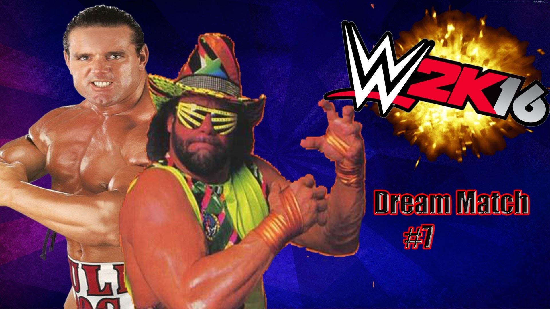 WWE Summerslam British Bulldog vs Macho Man Randy Savage No Holds Barred –  YouTube