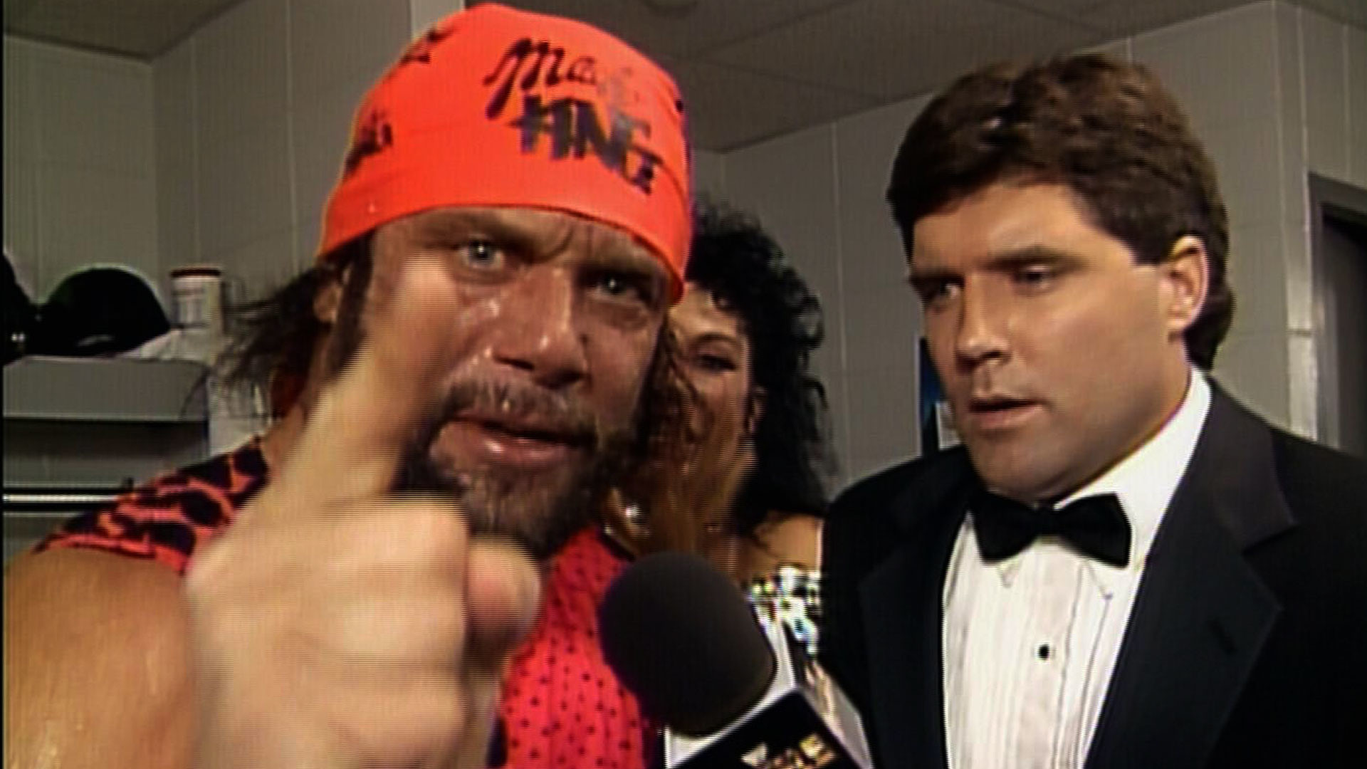 """Did """"Macho Man"""" Randy Savage miss the Royal Rumble Match because he was  afraid of The Ultimate Warrior?: Royal Rumble 1991   WWE"""