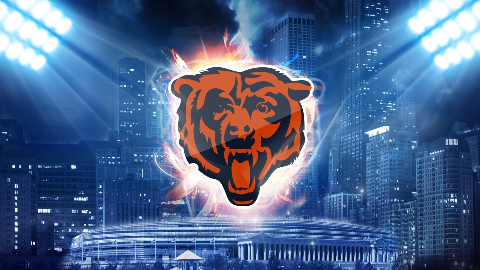 Chicago Bear Images