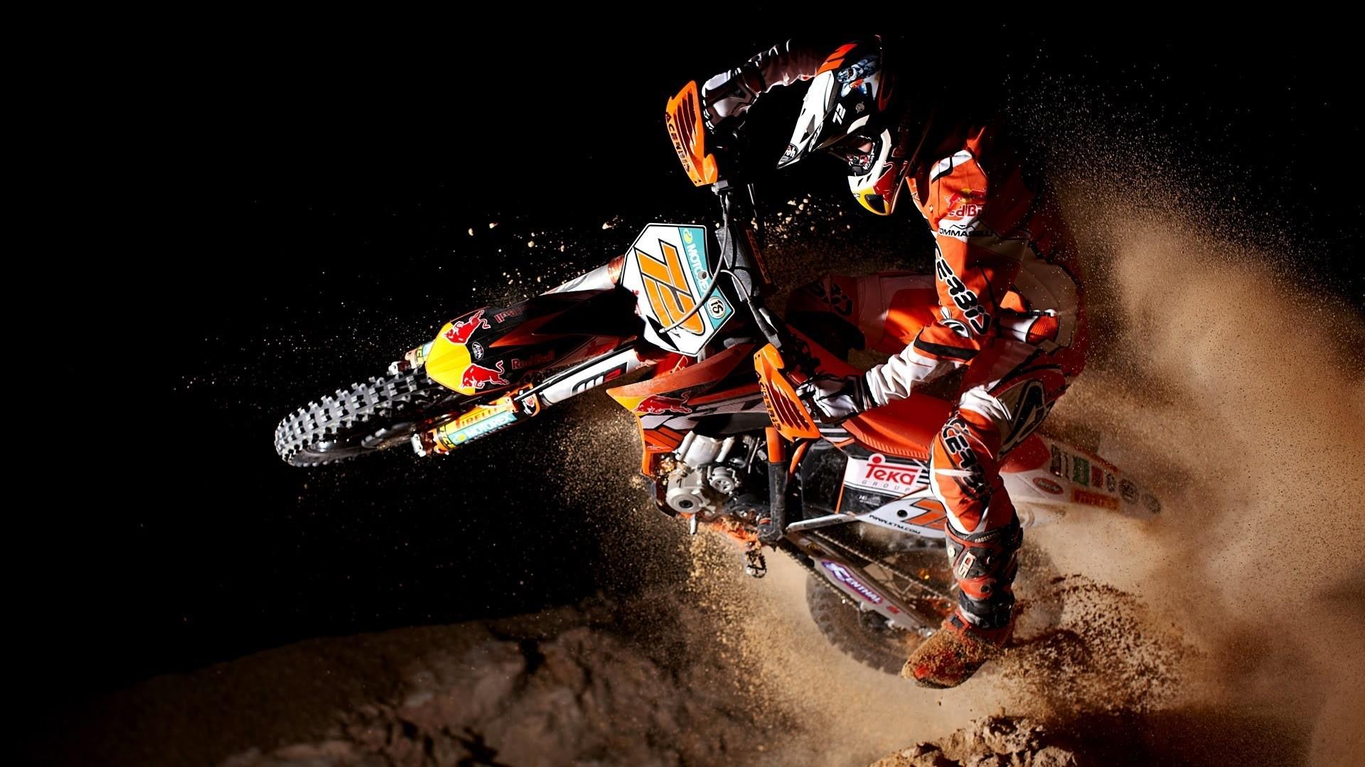 Kawasaki Dirt Bikes Wallpaper. Ktm Motocross Fighters Games Red Bull  Wallpaper #133796 – Resolution px