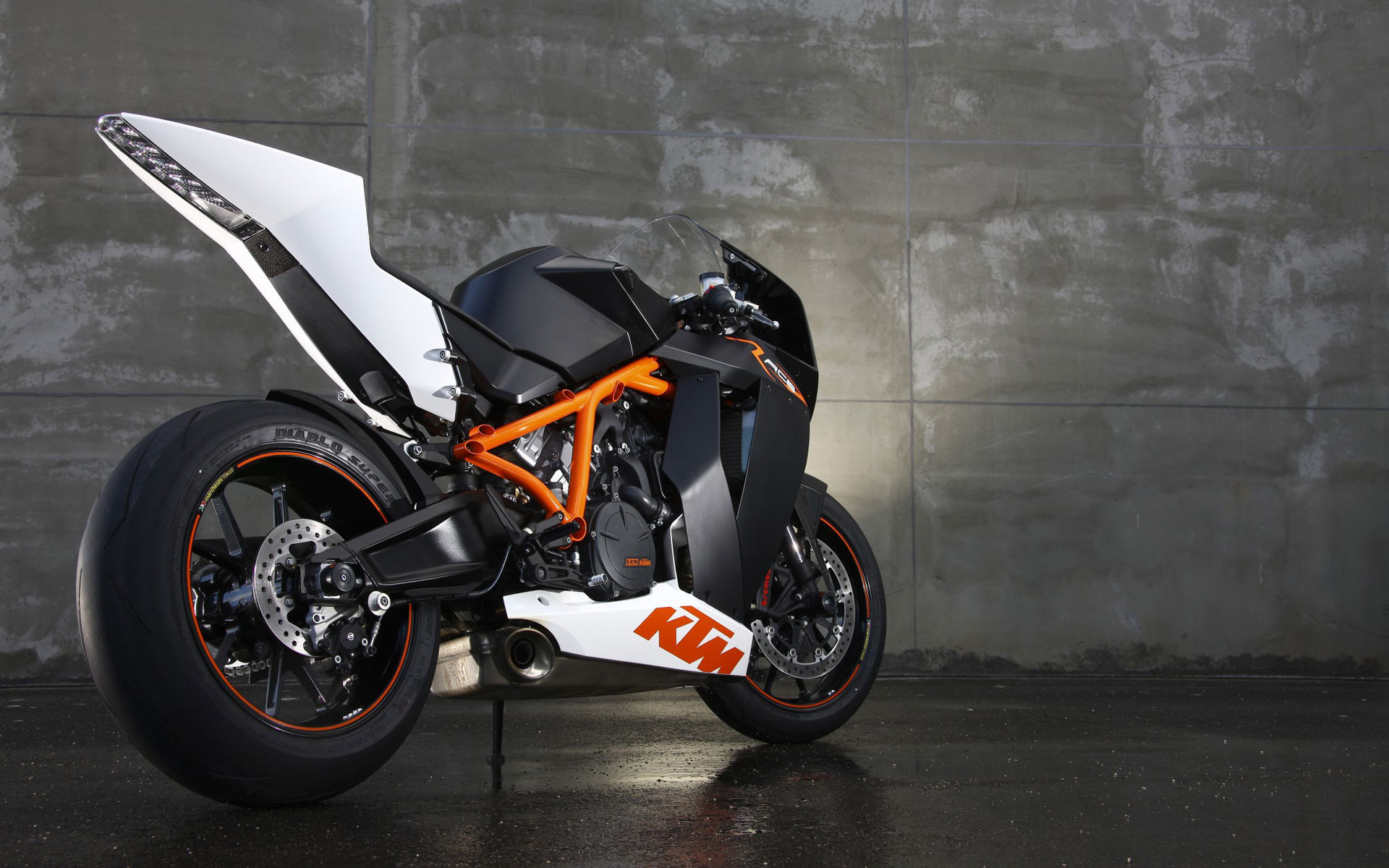 KTM 1190 RC8 R Wallpapers | HD Wallpapers