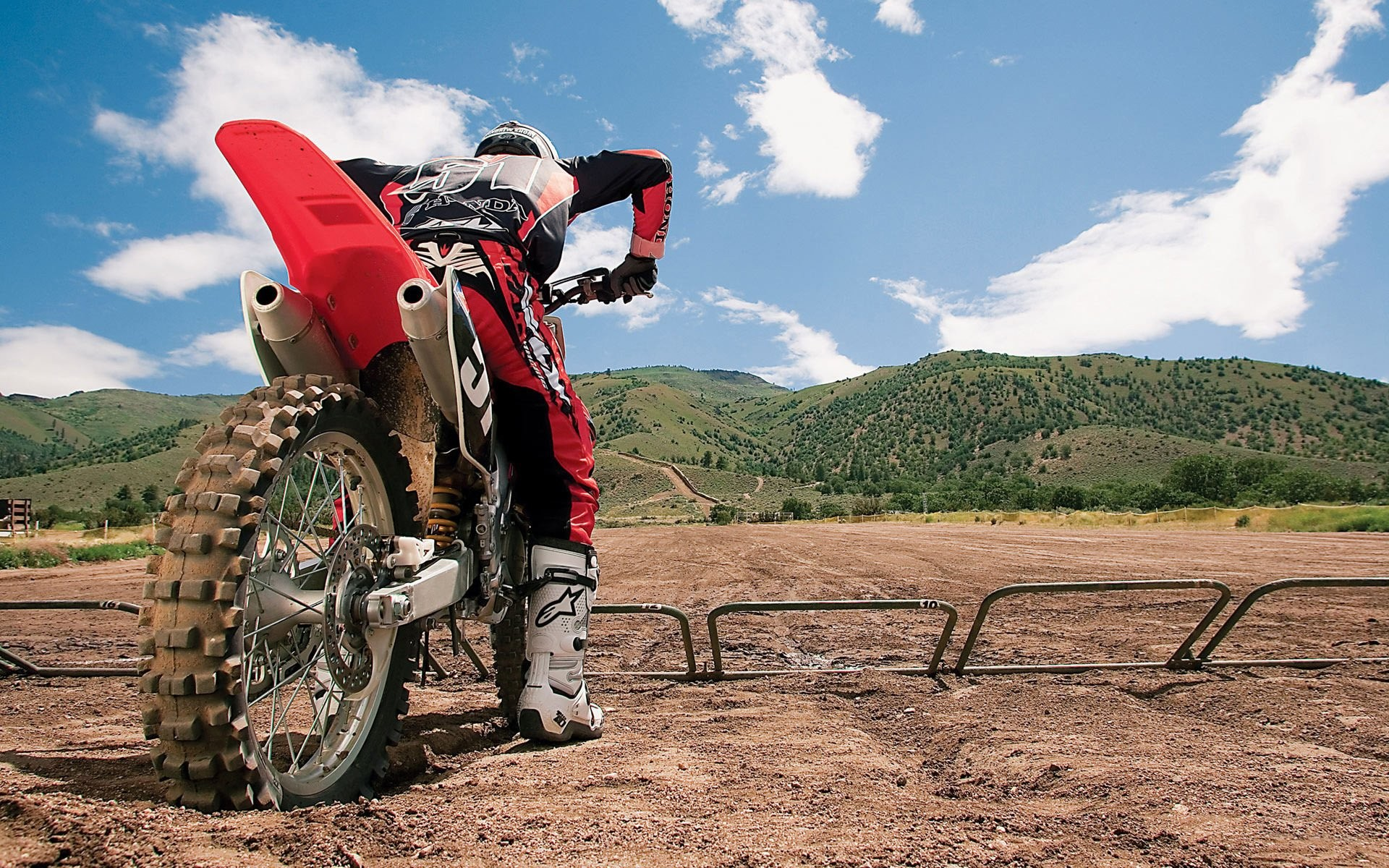 Dirt Bike Wallpaper
