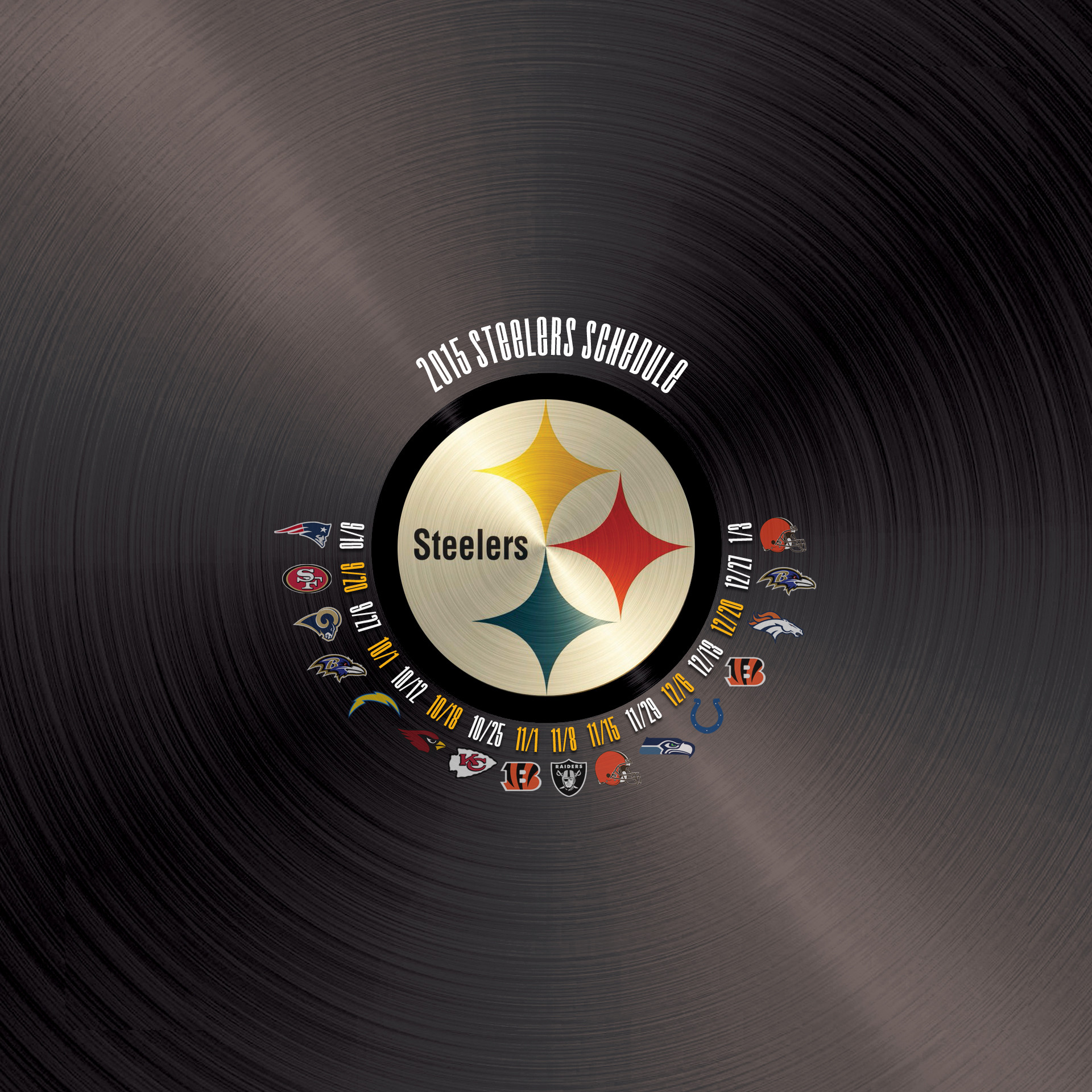 Get the Steelers Schedule on all your devices | Epic Car Wallpapers |  Pinterest | Steelers schedule