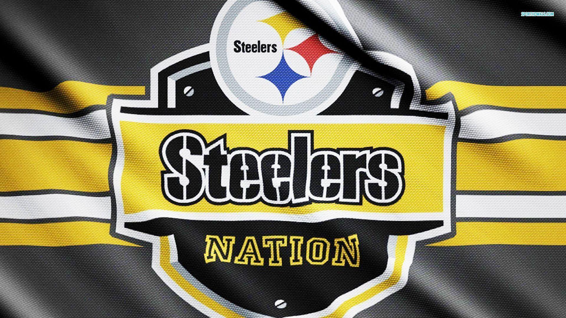 Pittsburgh Steelers wallpaper HD – Brand & Logo Wallpapers .