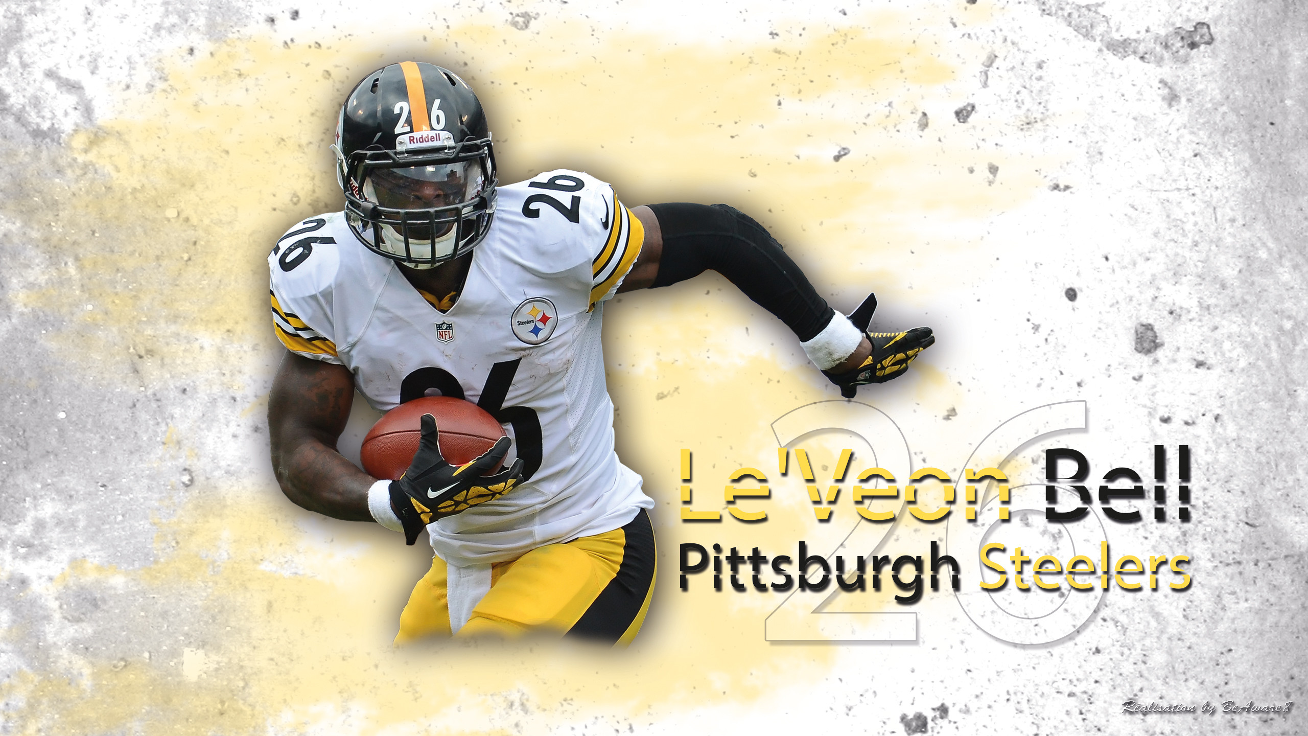 … Attachment for Le Veon Bell Steelers Wallpaper