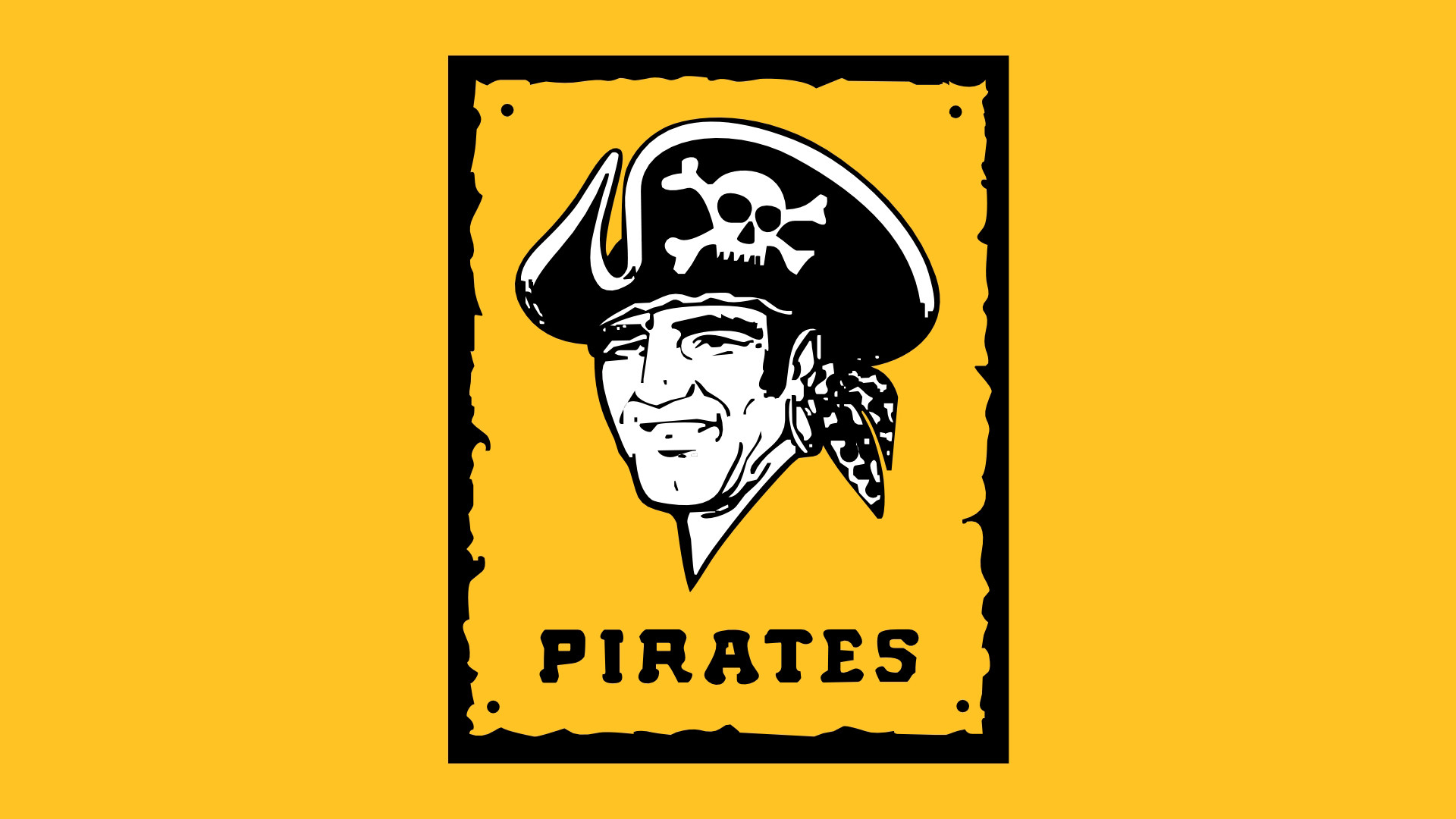 Pittsburgh Pirates Logo Image Cool Wallpaper HD 1920 1080
