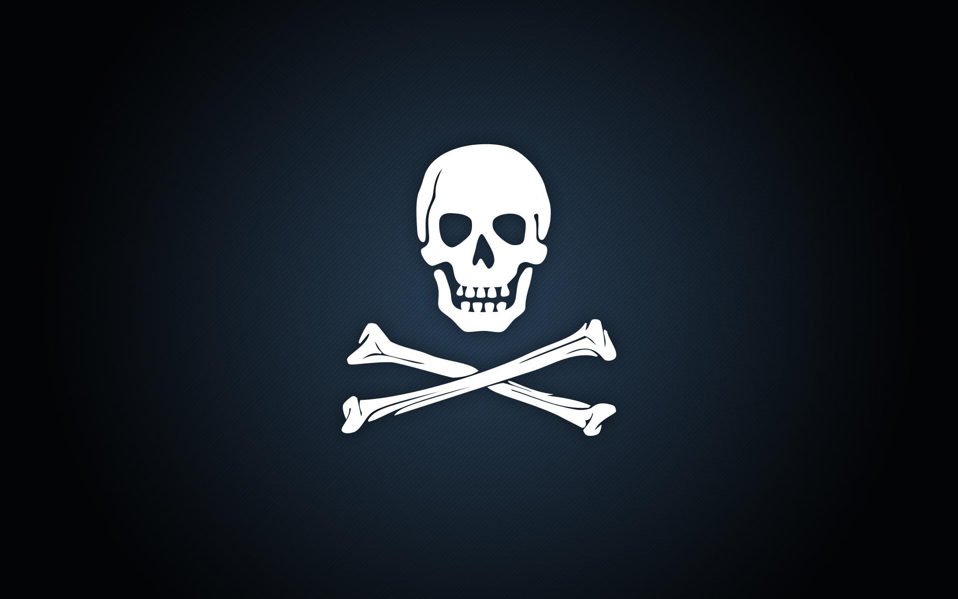 Pirate Flag Skull Wallpaper