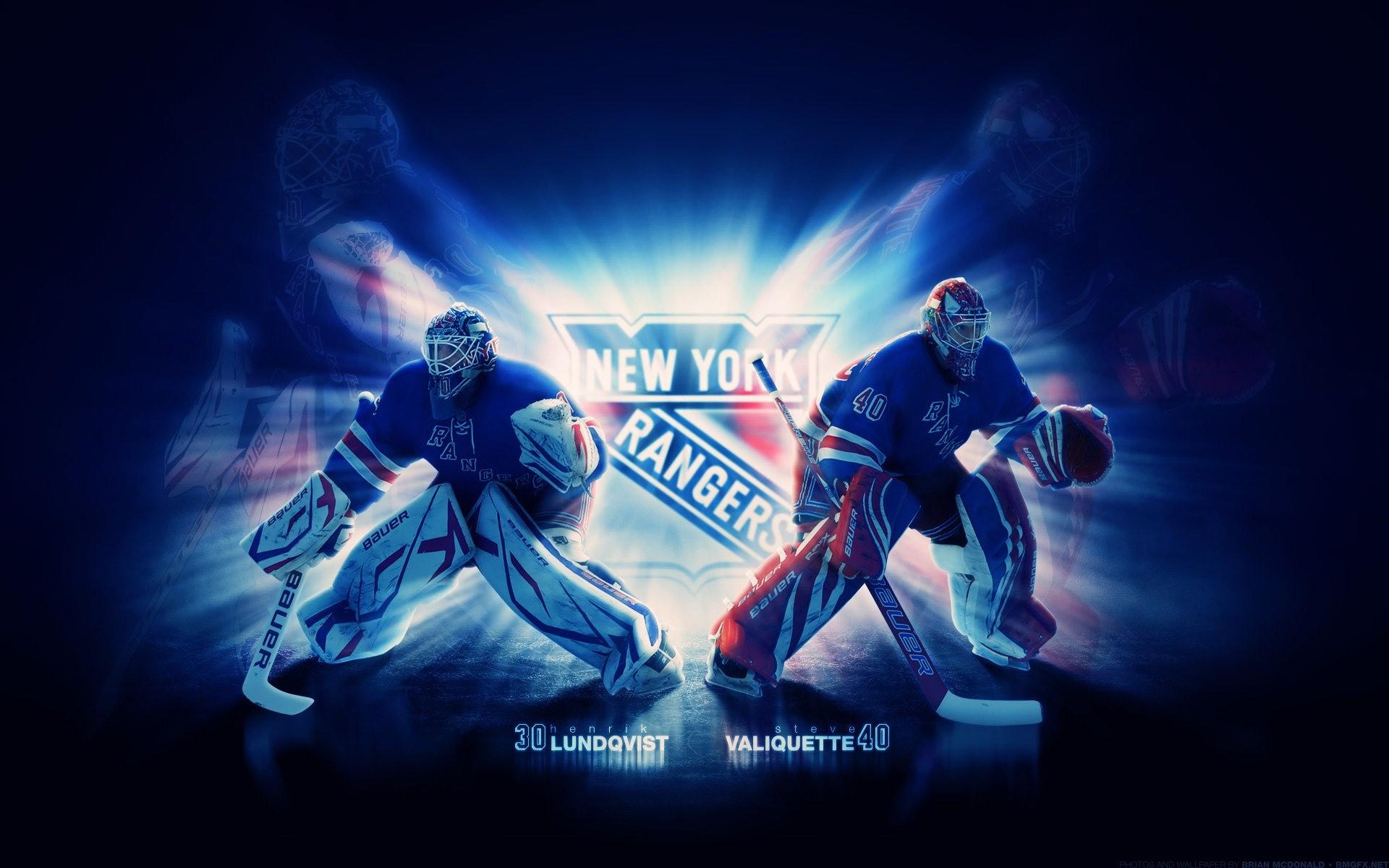 rangers, goalies, original, background, desktop