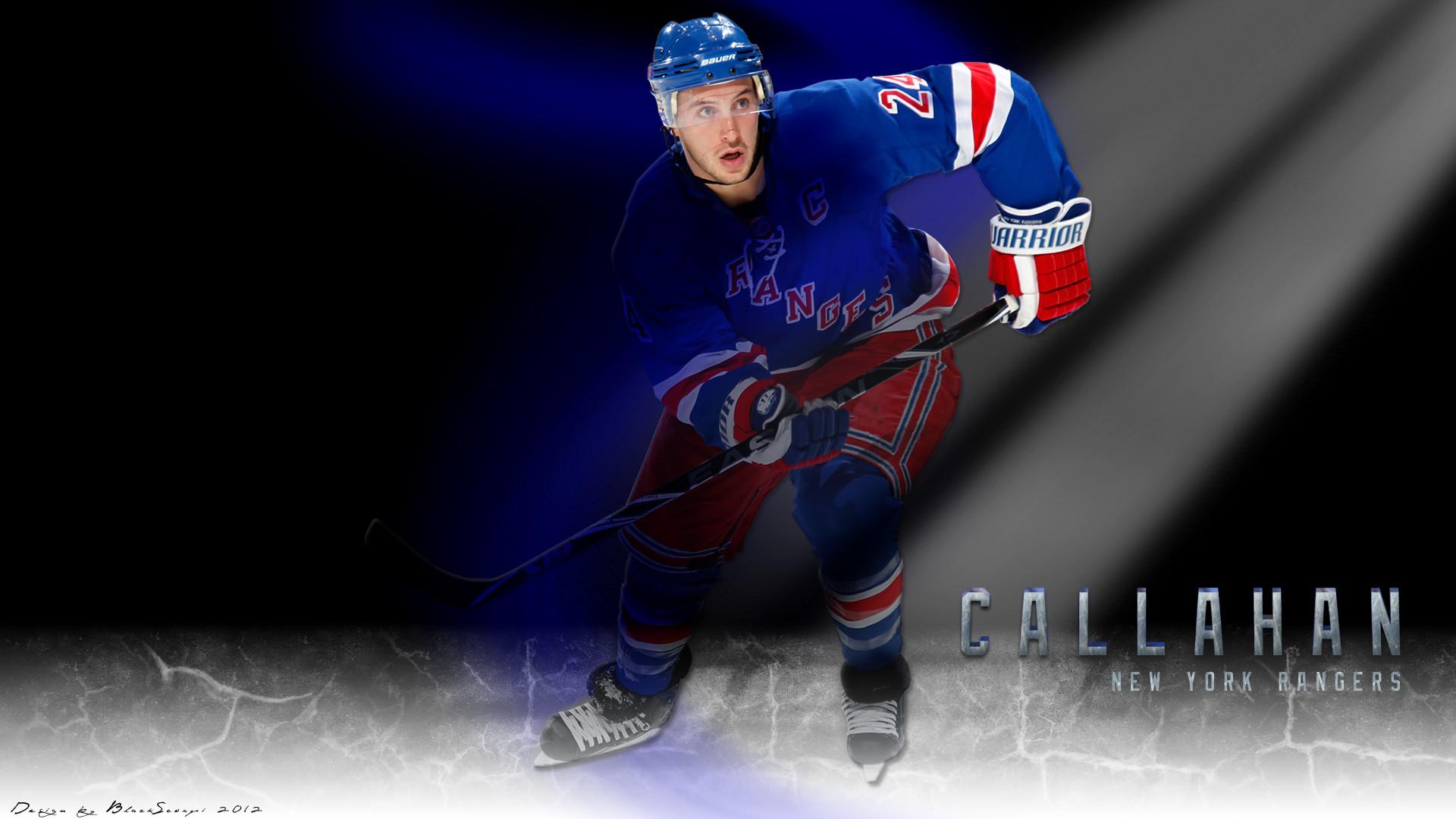 New York Rangers Hockey NHL Sports 1920×1080