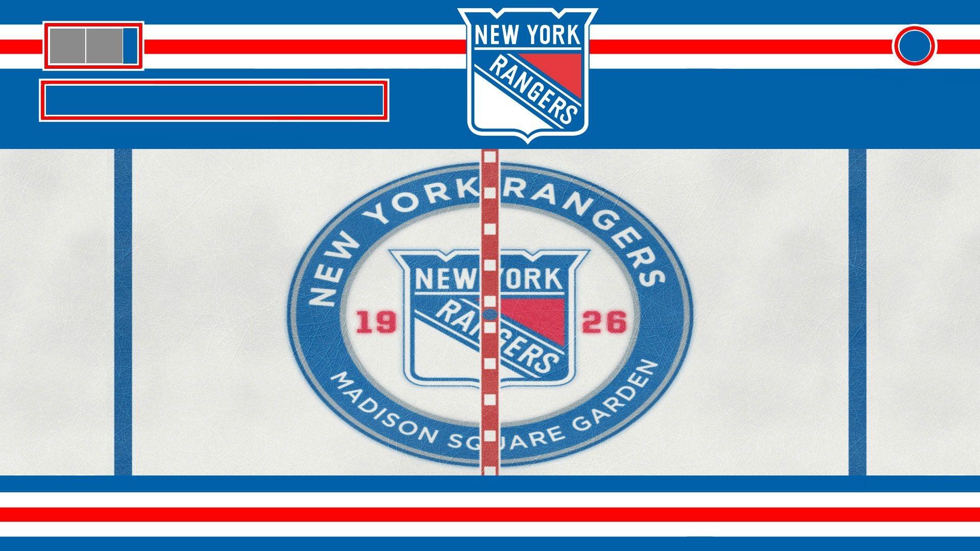 New York Rangers …