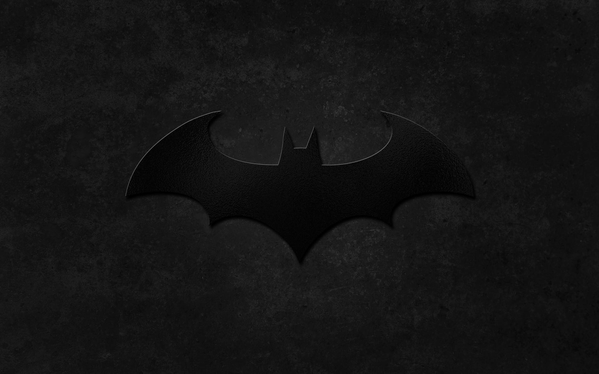 Free Batman Logo Wallpaper