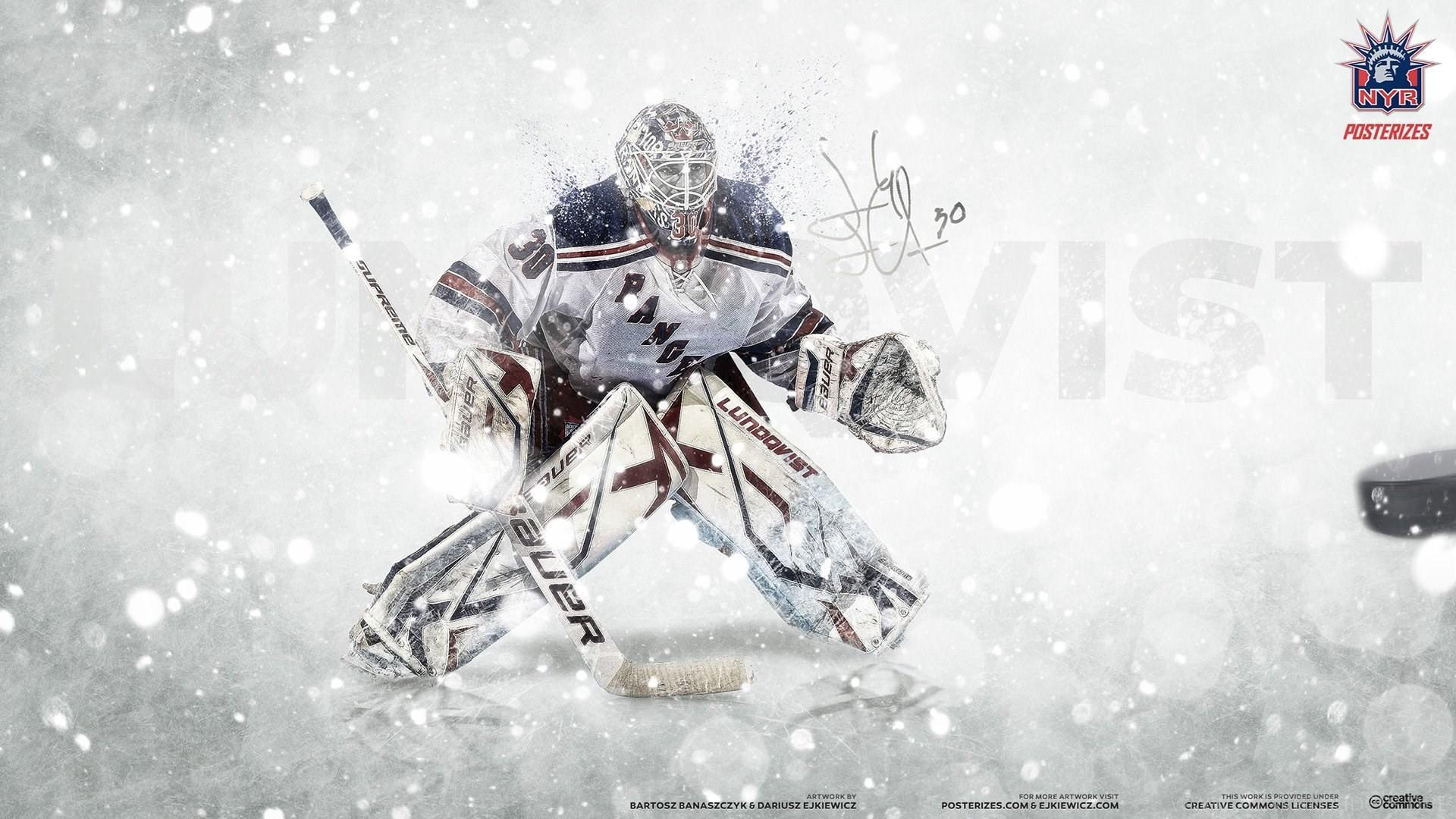 Wallpapers Nhl Goalie Henrik Lundqvist New York Rangers .