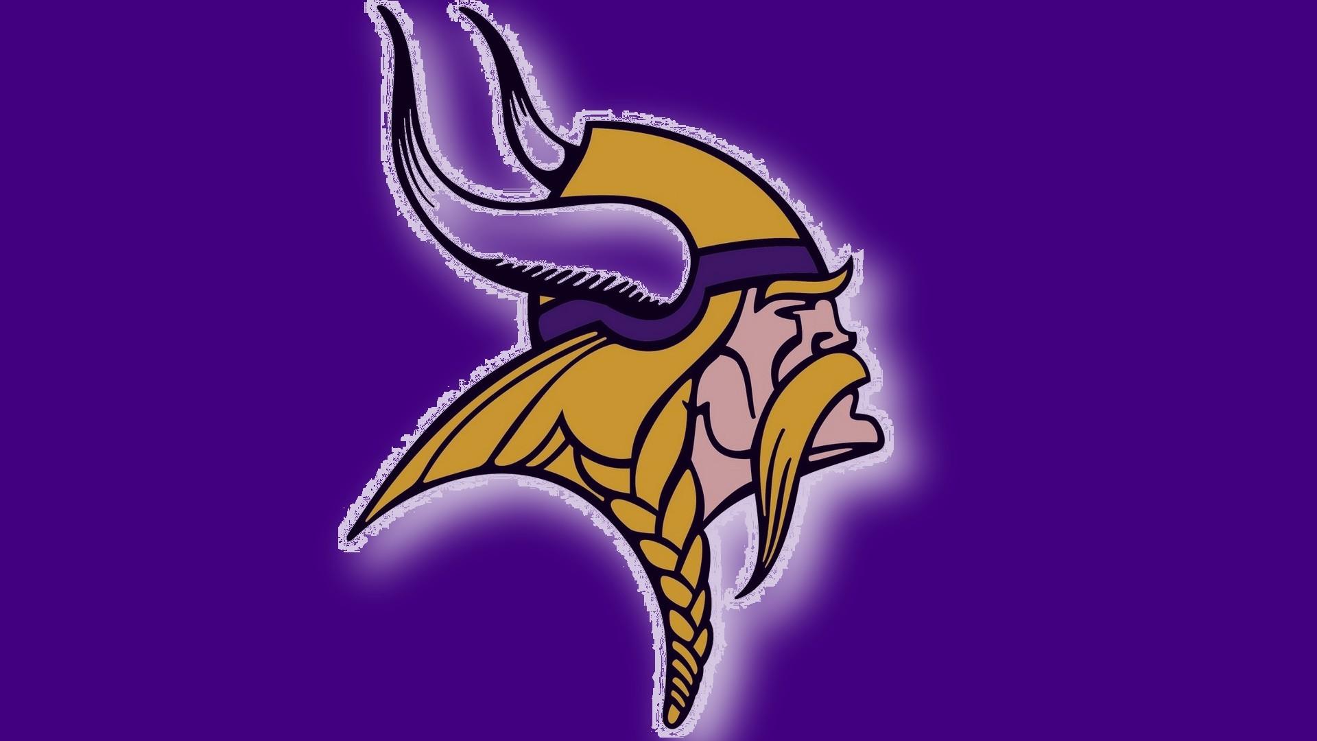 NFL   NFL Minnesota Vikings Logo HD
