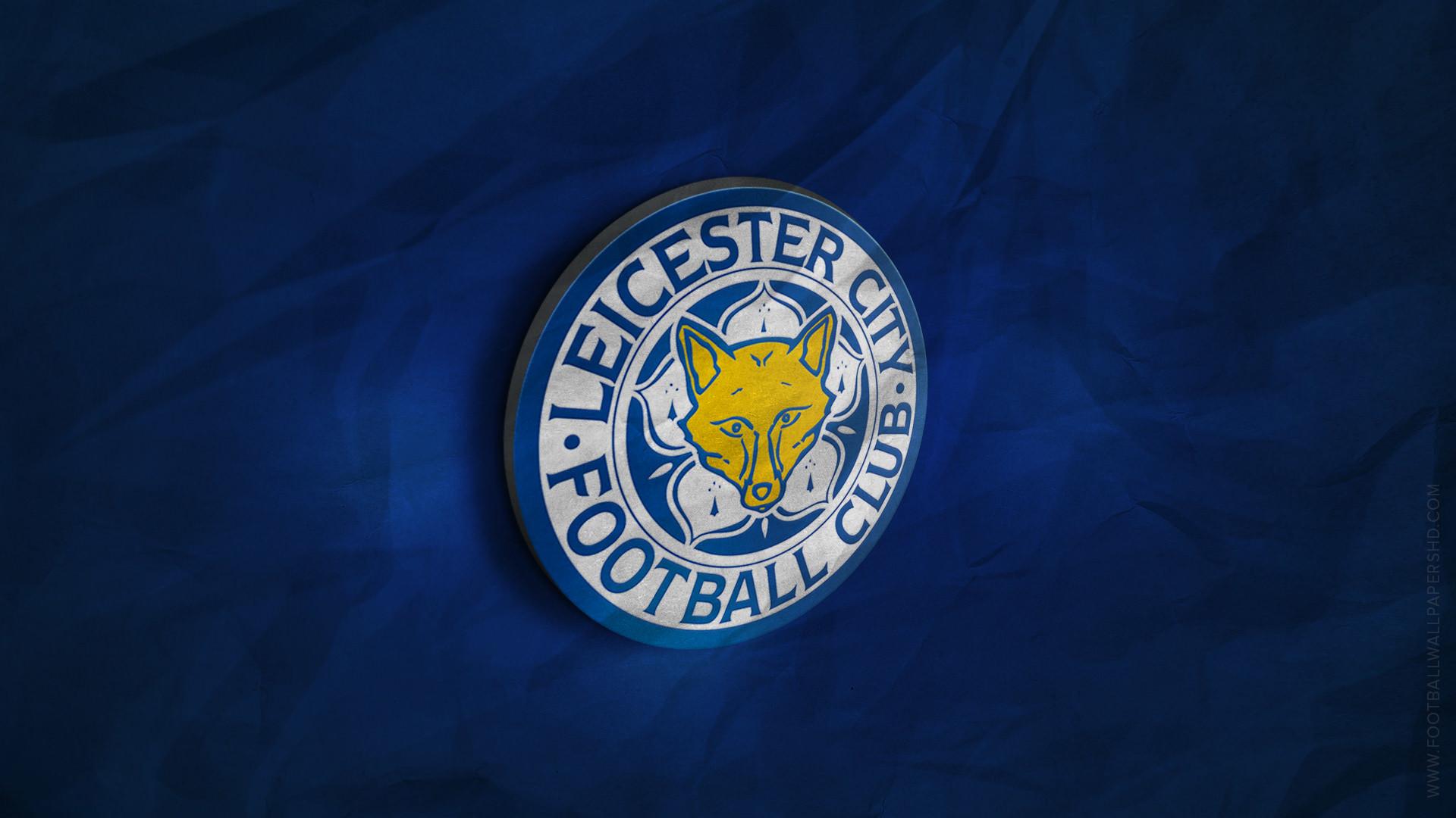 Leicester City 3D Logo Wallpaper