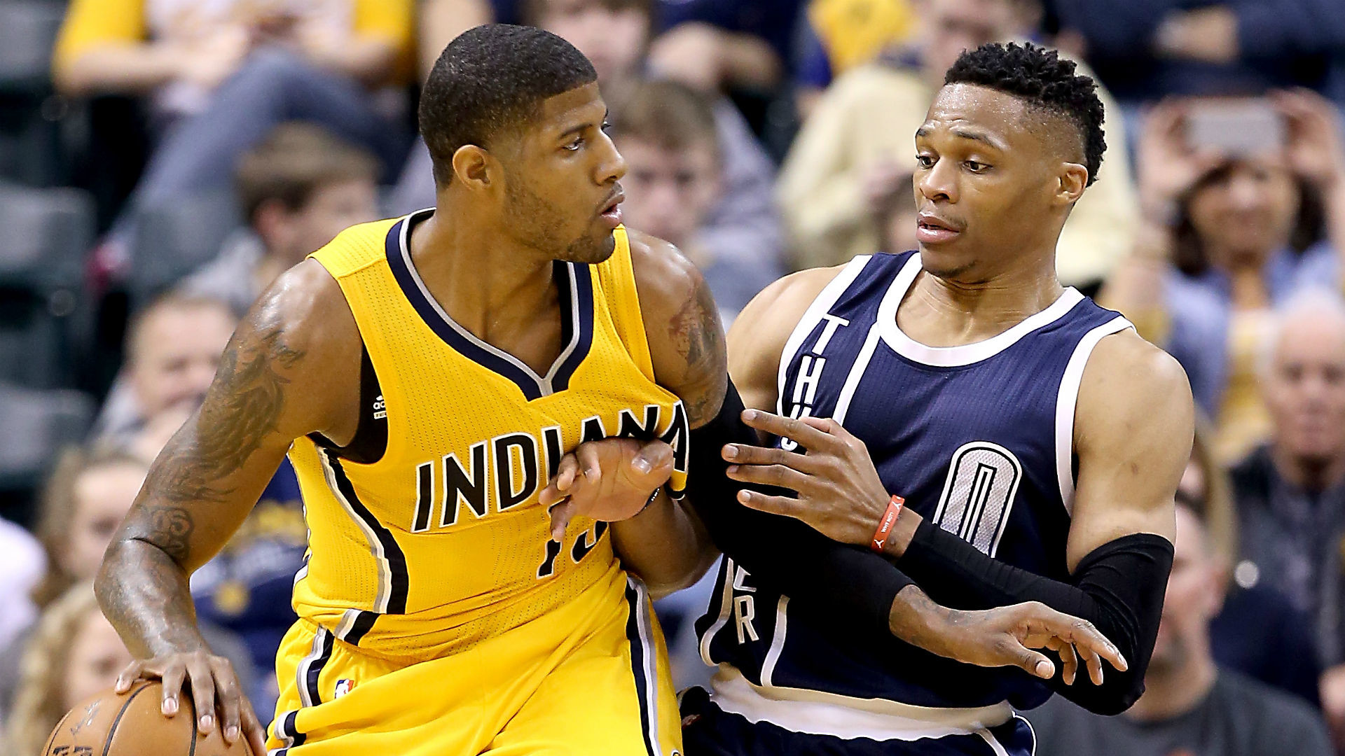 With bold move for Paul George, Thunder have eyes on keeping Westbrook |  NBA | Sporting News