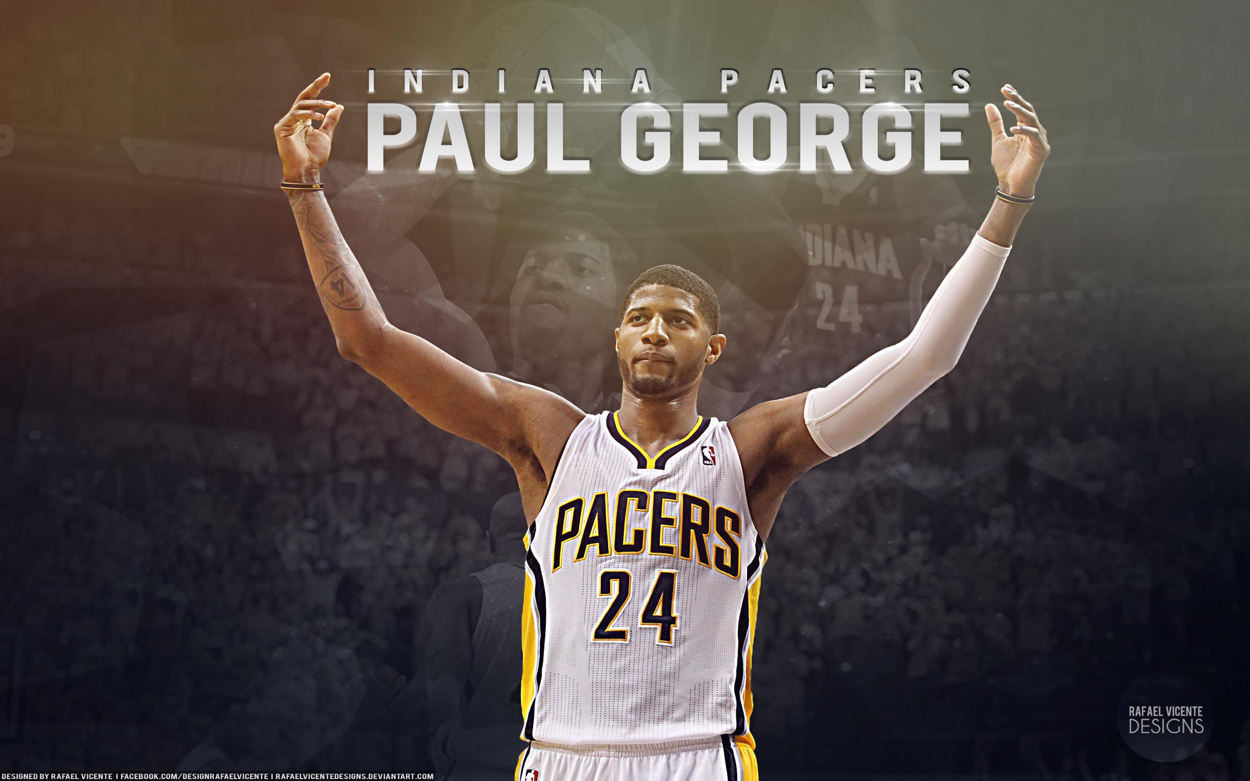 Paul George Pacers Wallpaper