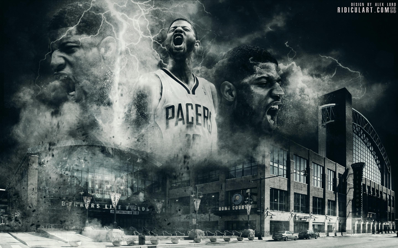 Paul George Pacers 2015 Wallpaper