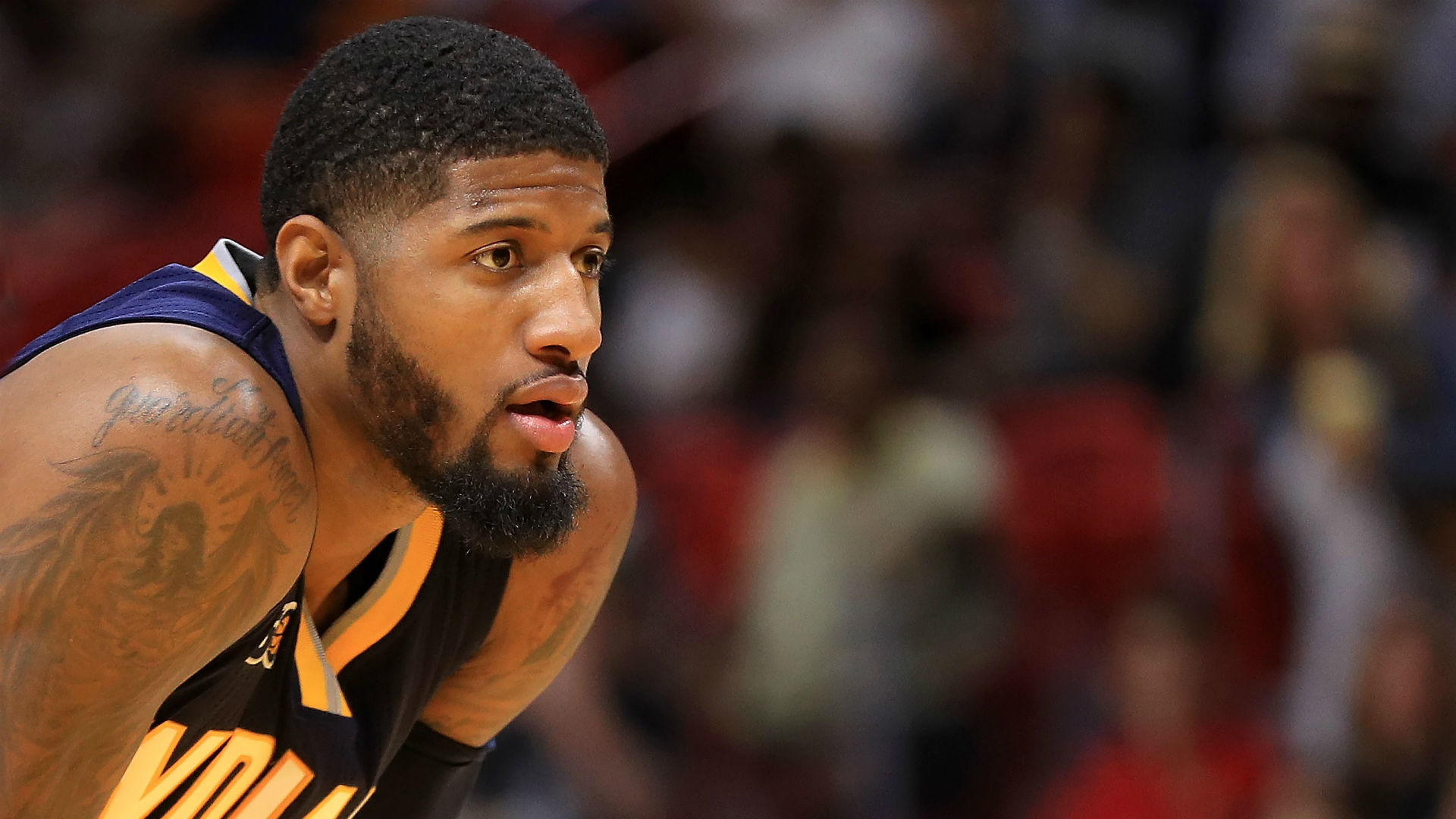 For Paul George and the Pacers, the future remains murky | NBA | Sporting  News