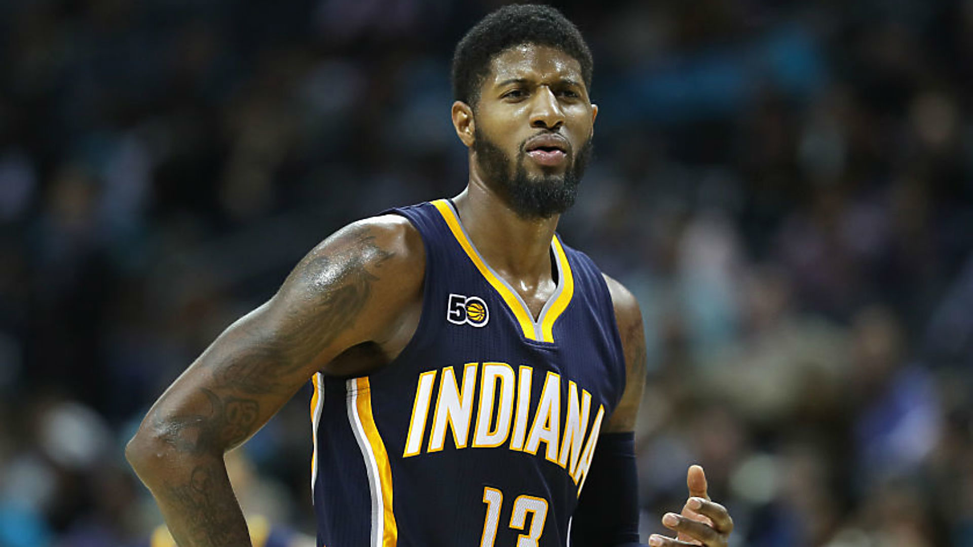 Report: Pacers evaluating market for star forward Paul George | NBA |  Sporting News