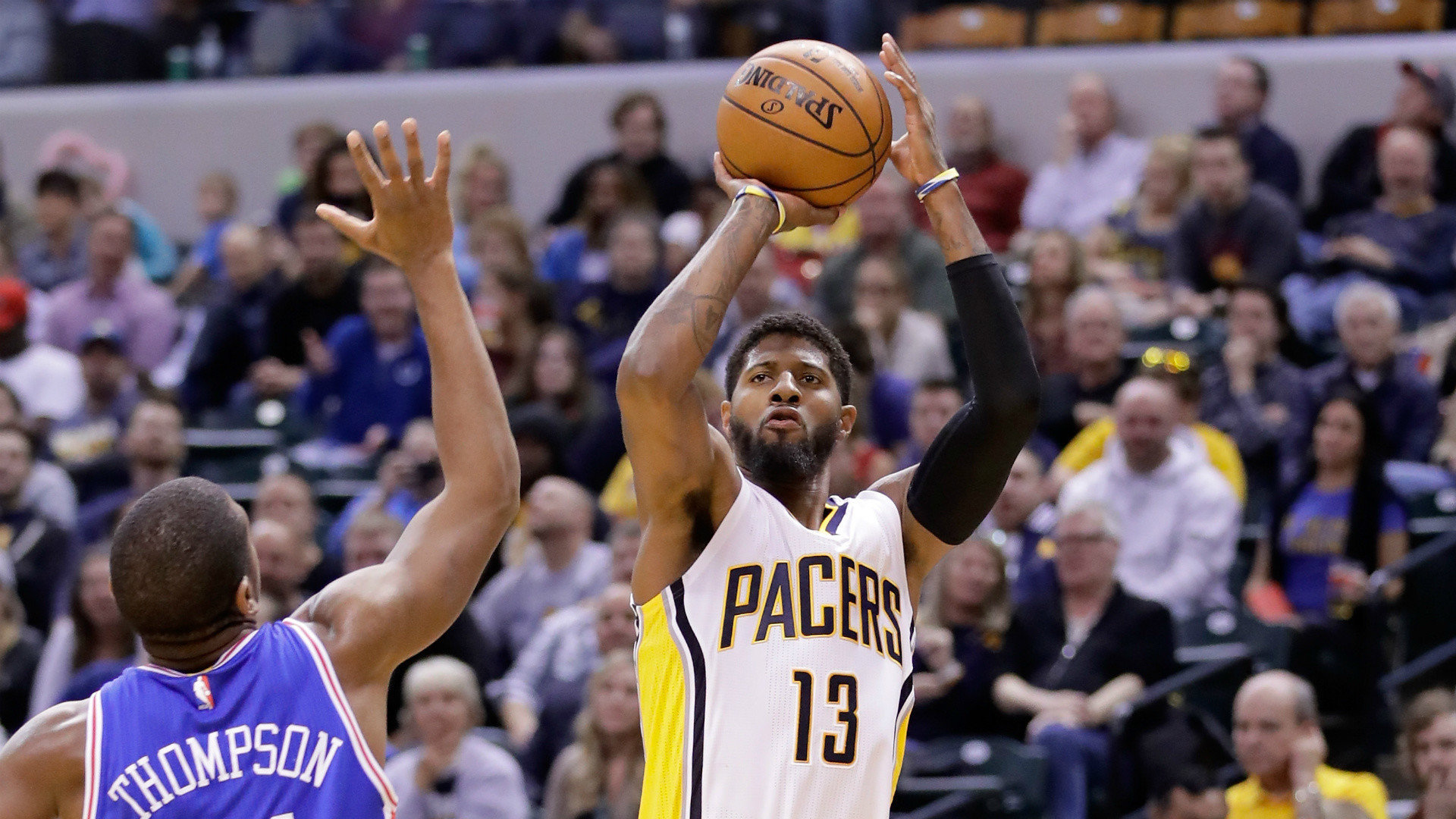 NBA trades: Why Paul George is ideal Kevin Durant replacement for Thunder |  NBA | Sporting News