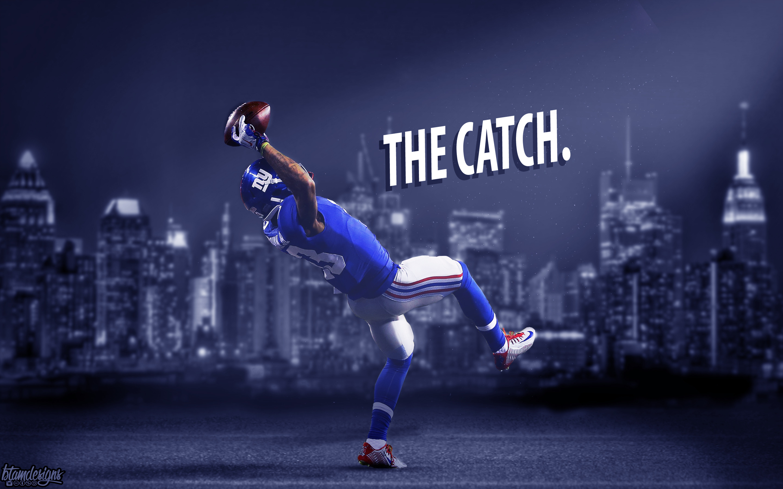 Odell Beckham Jr. 'The Catch'
