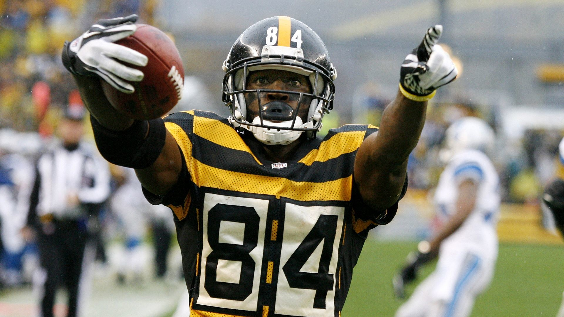 Pittsburgh Steelers' Antonio Brown chases records, greatness – AFC North-  ESPN