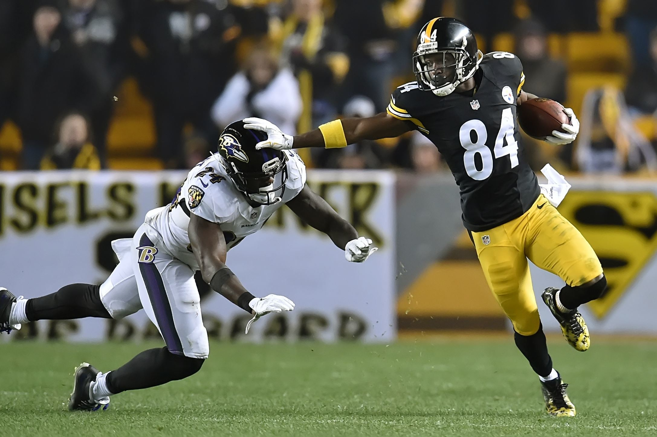 Steelers, WR Antonio Brown Negotiating New Contract Extension — NFL — The  Sports Quotient