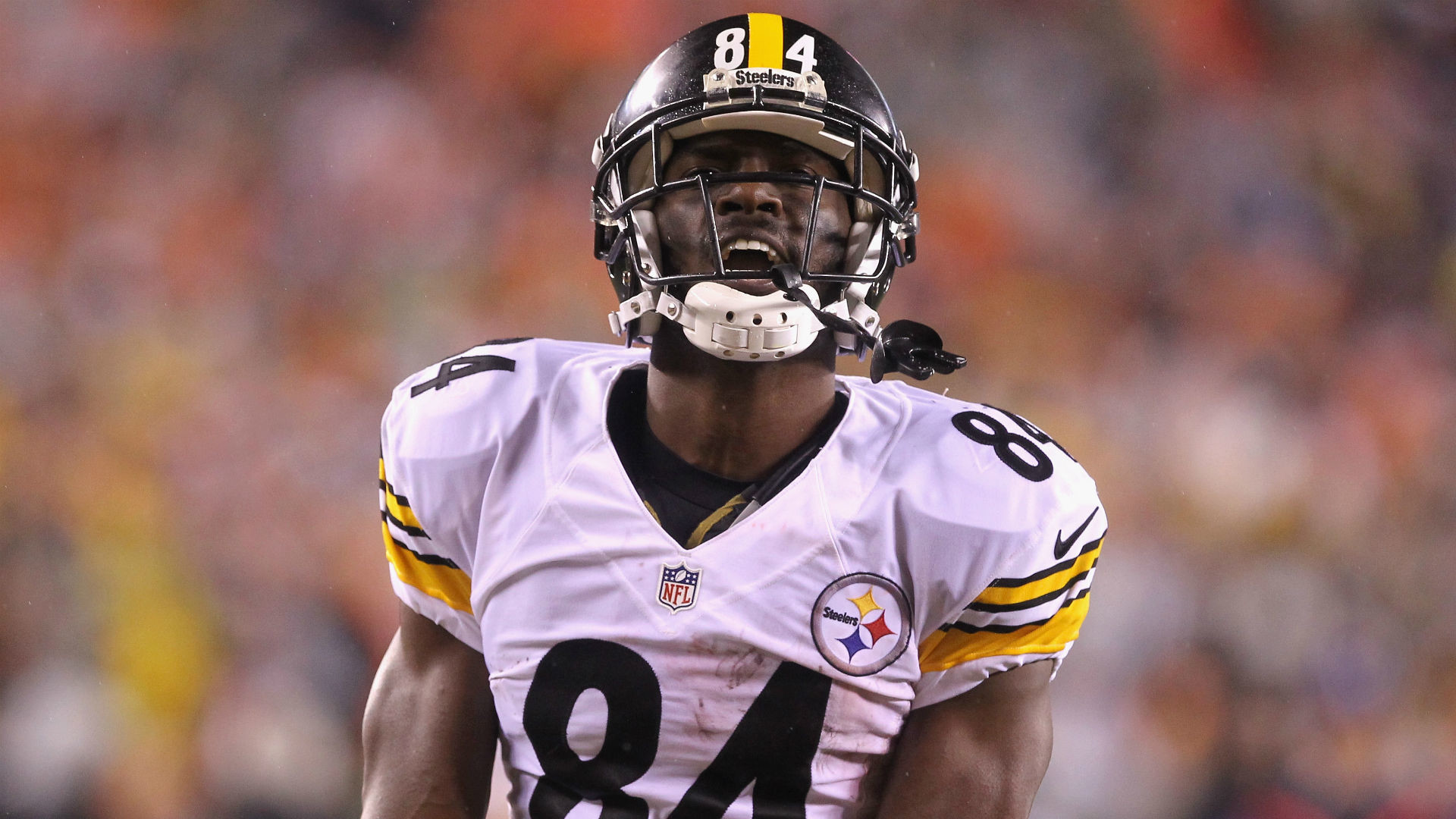 Steelers make Antonio Brown highest-paid WR in NFL, reports say | NFL |  Sporting News