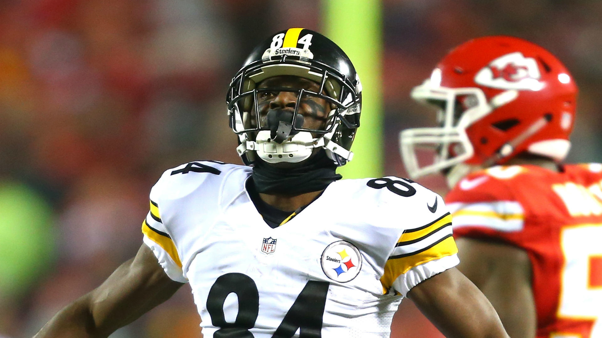 Steelers' Antonio Brown signed six-figure Facebook deal before live  broadcast | NFL | Sporting News