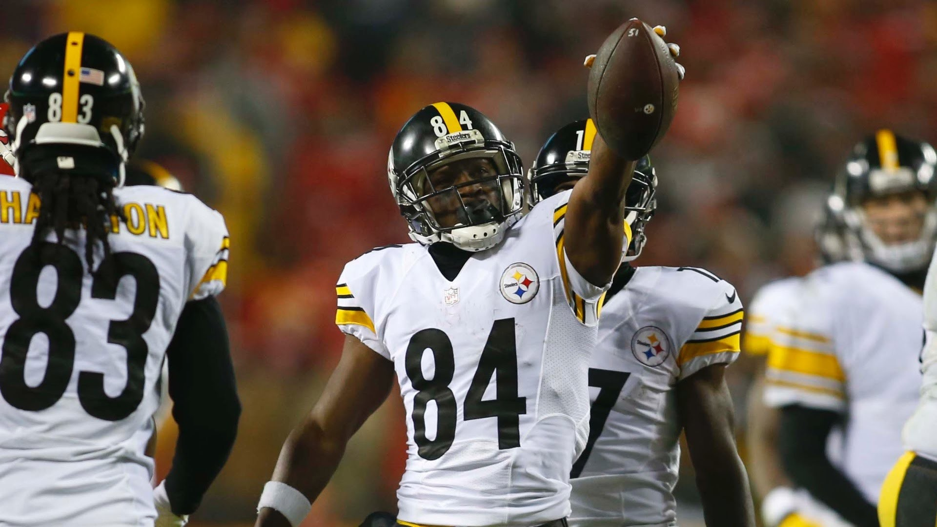 Today Sports – Antonio Brown – Brown Distracting Steelers? | Will Antonio  Brown's infamous