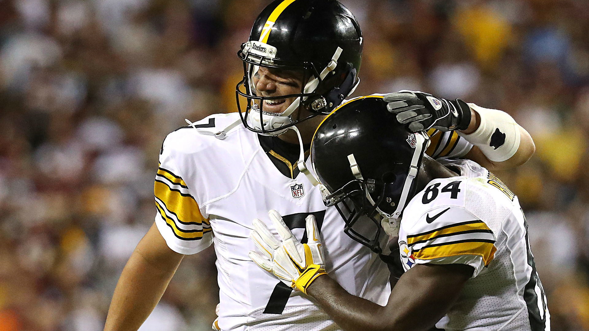 Ben Roethlisberger, Antonio Brown avoid Josh Norman as Steelers cruise past  Redskins | NFL | Sporting News