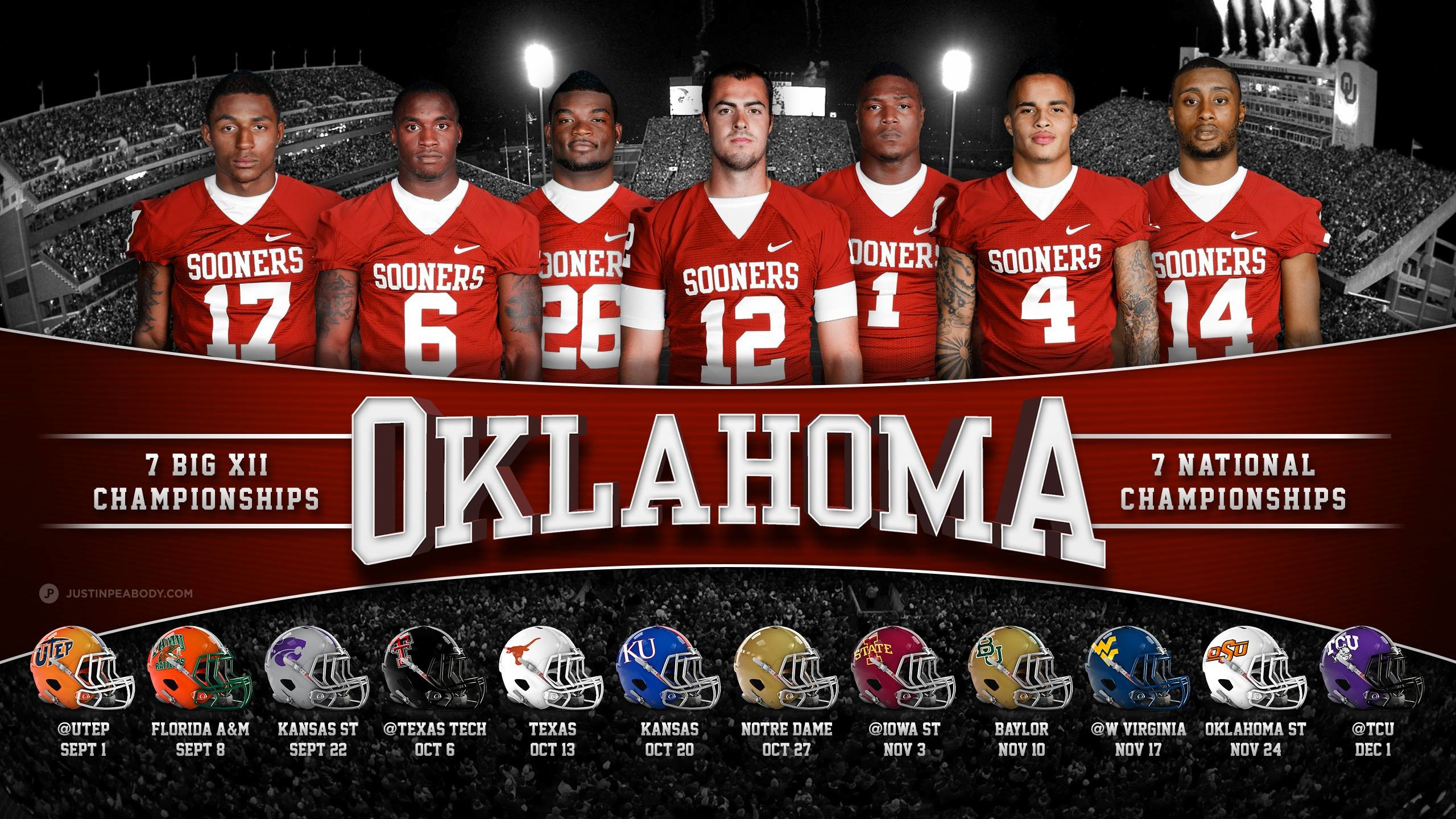 Oklahoma Sooners Chrome Wallpapers, Browser Themes and More 1280×1024 OU  Backgrounds (28