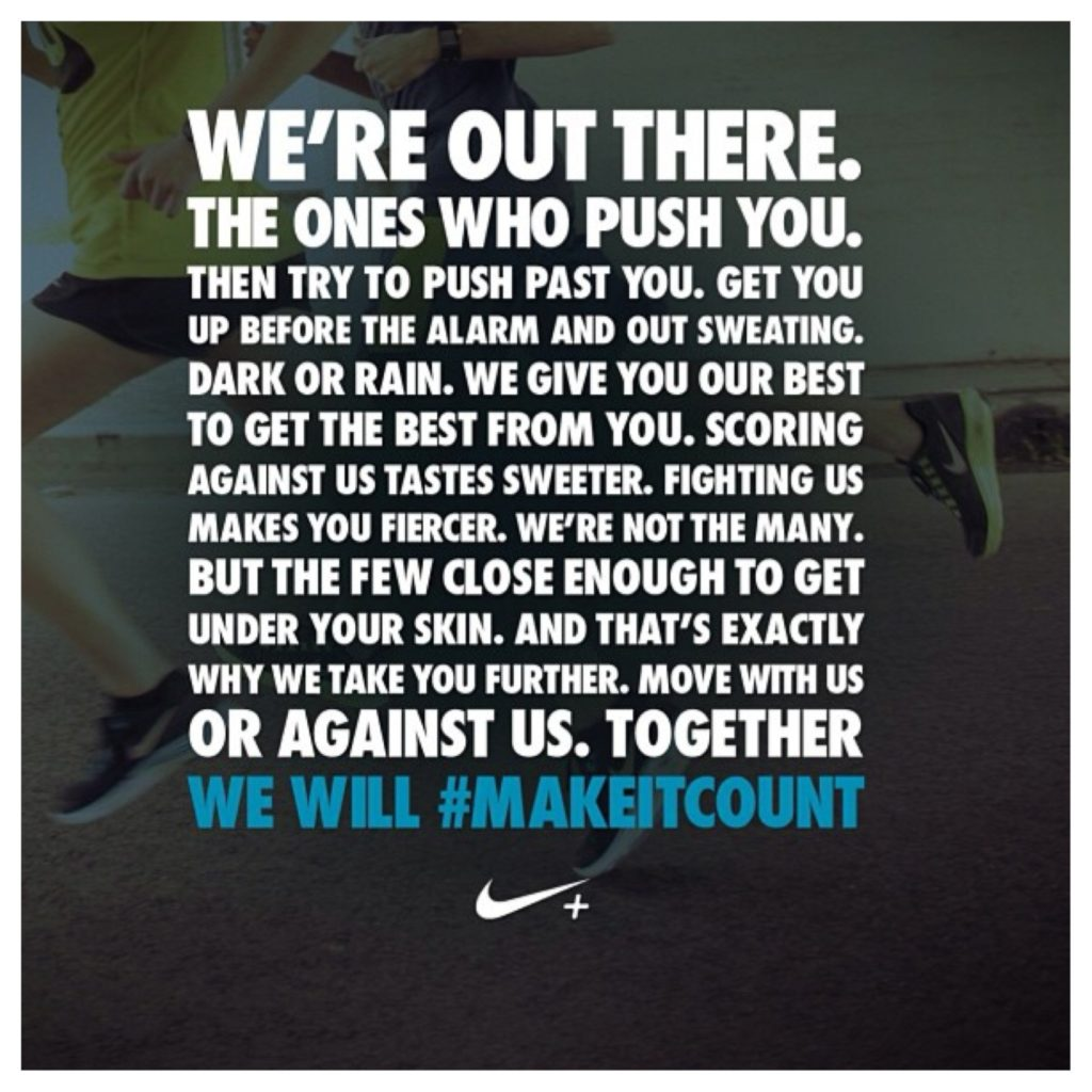 Quotes About Nike. QuotesGram
