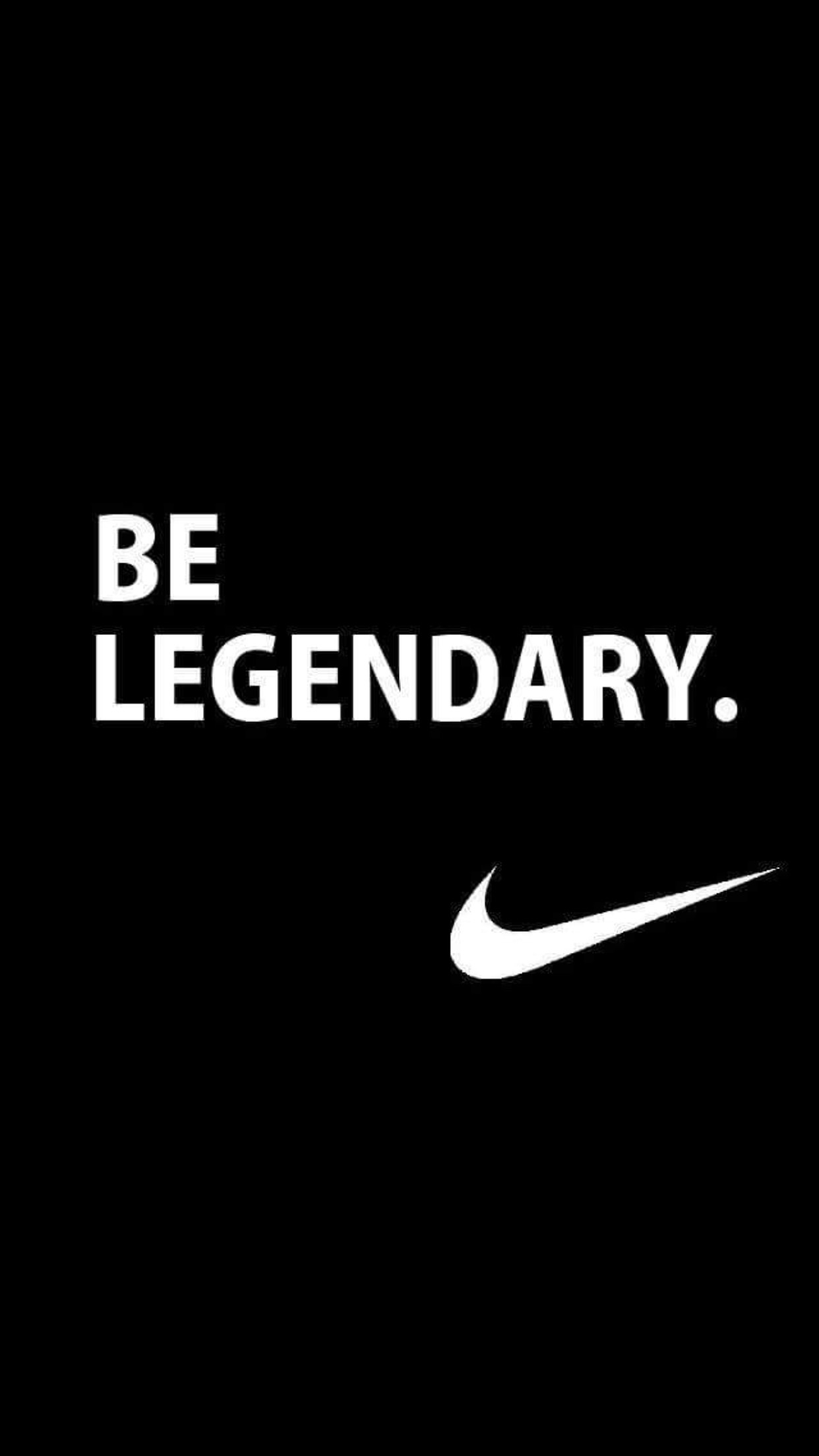 ✨Be Legendary✅Never Give Up✨