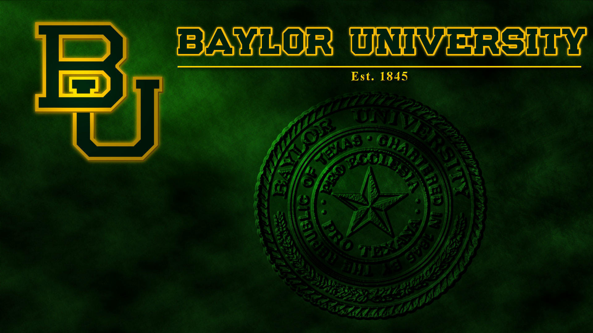 Baylor Wallpapers, Browser Themes & More for Bears Fans – Brand Thunder
