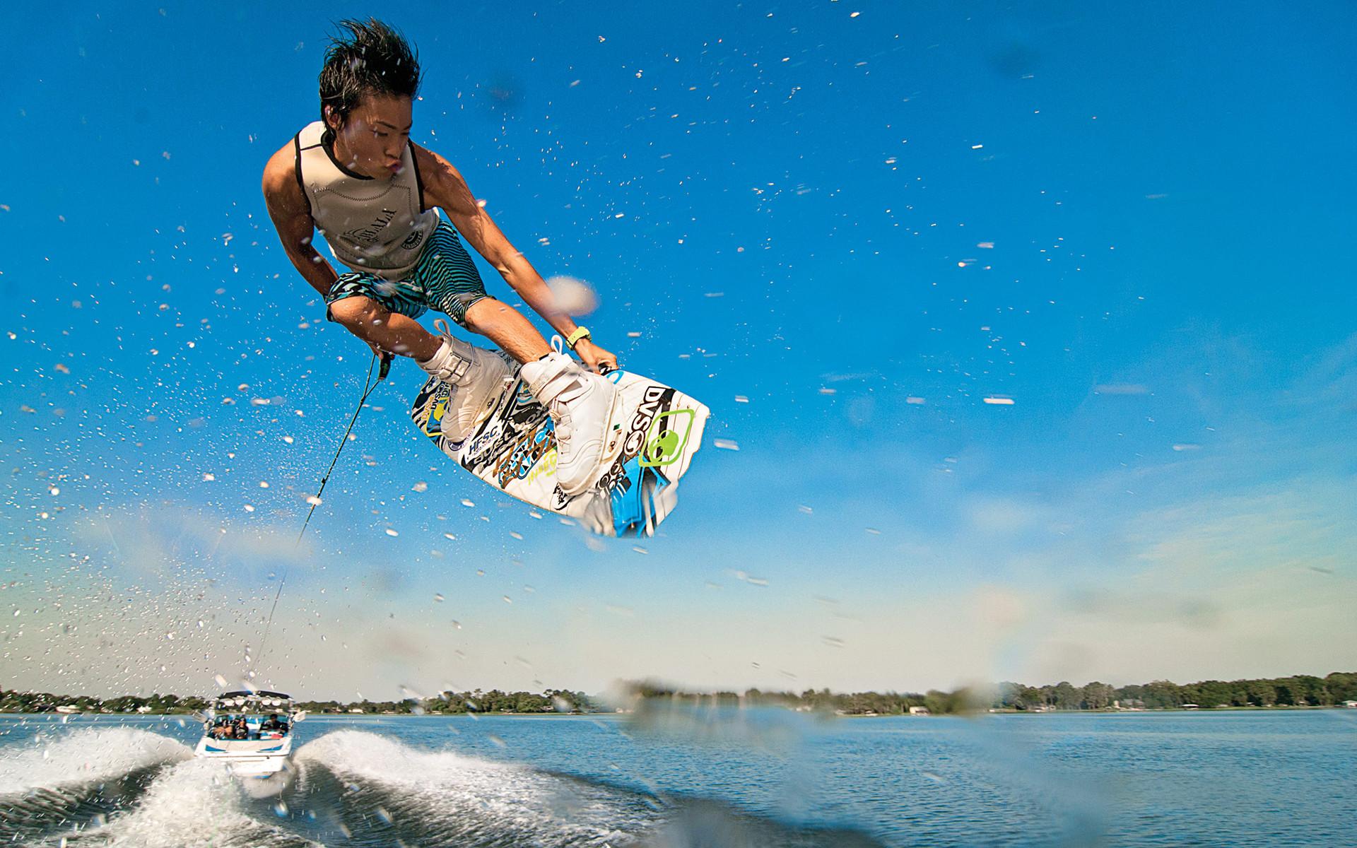Sports – Wake Boarding Wake Boarding Wallpaper