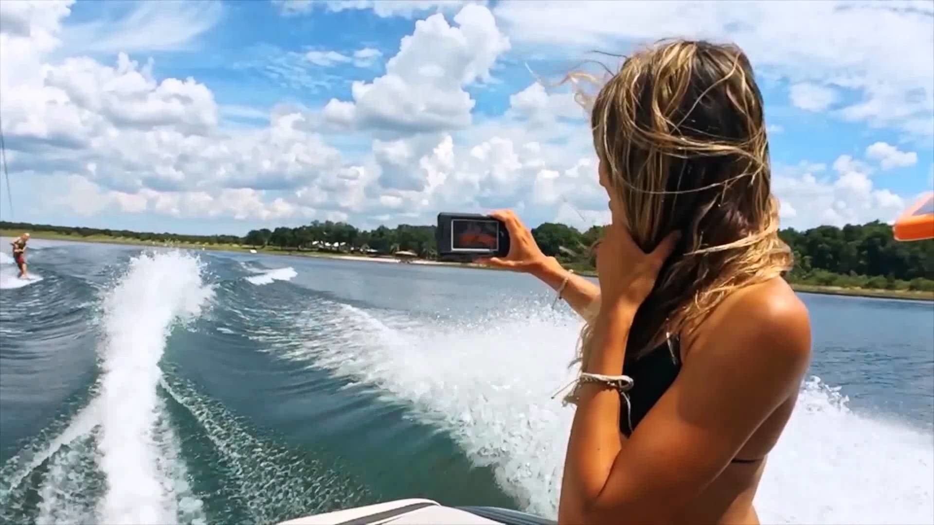 Hitcase iAdventure – filmat cu iPhone si carcasa Hitcase. Wakeboard Romania