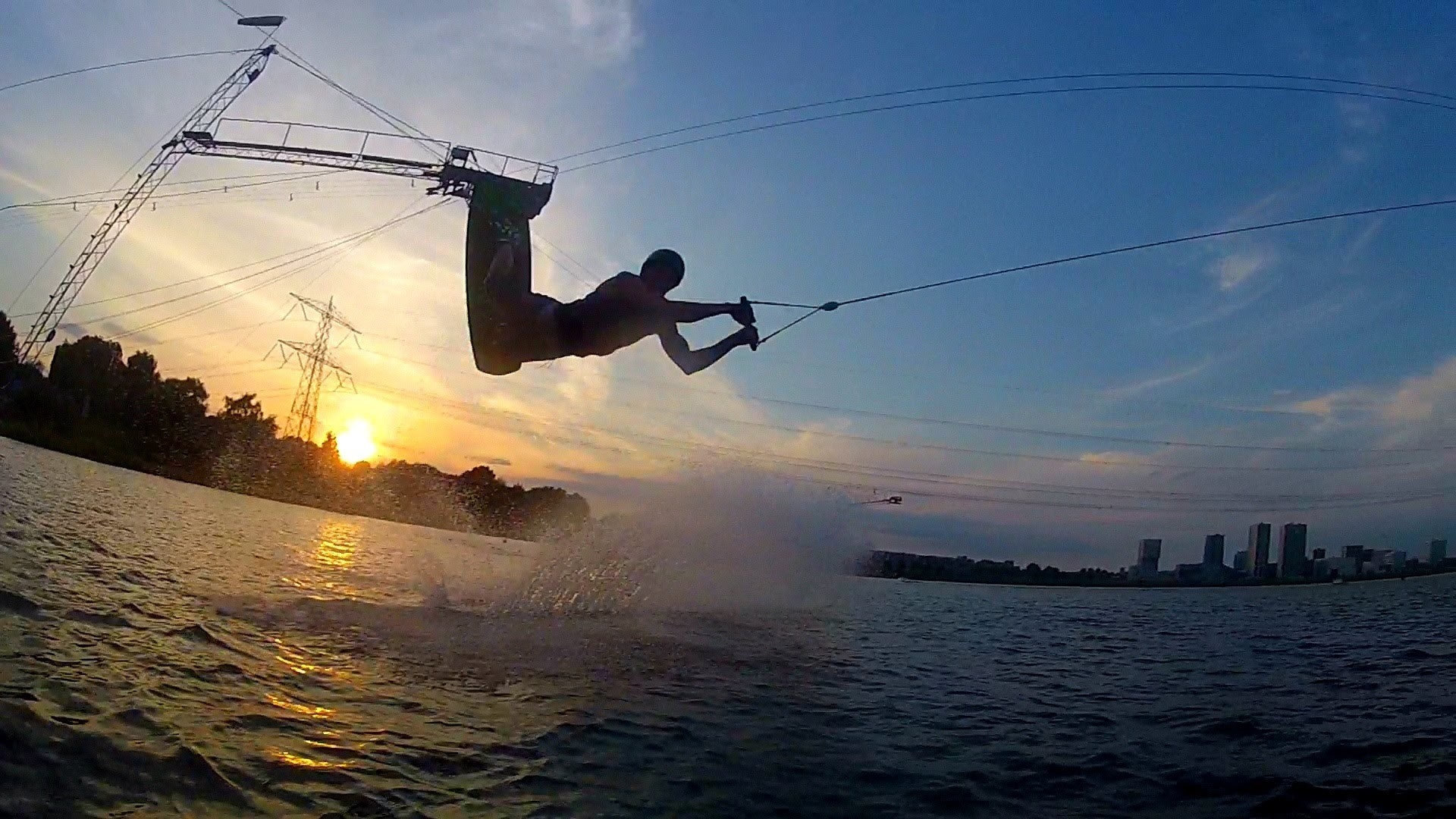 A Day At The Cable Park