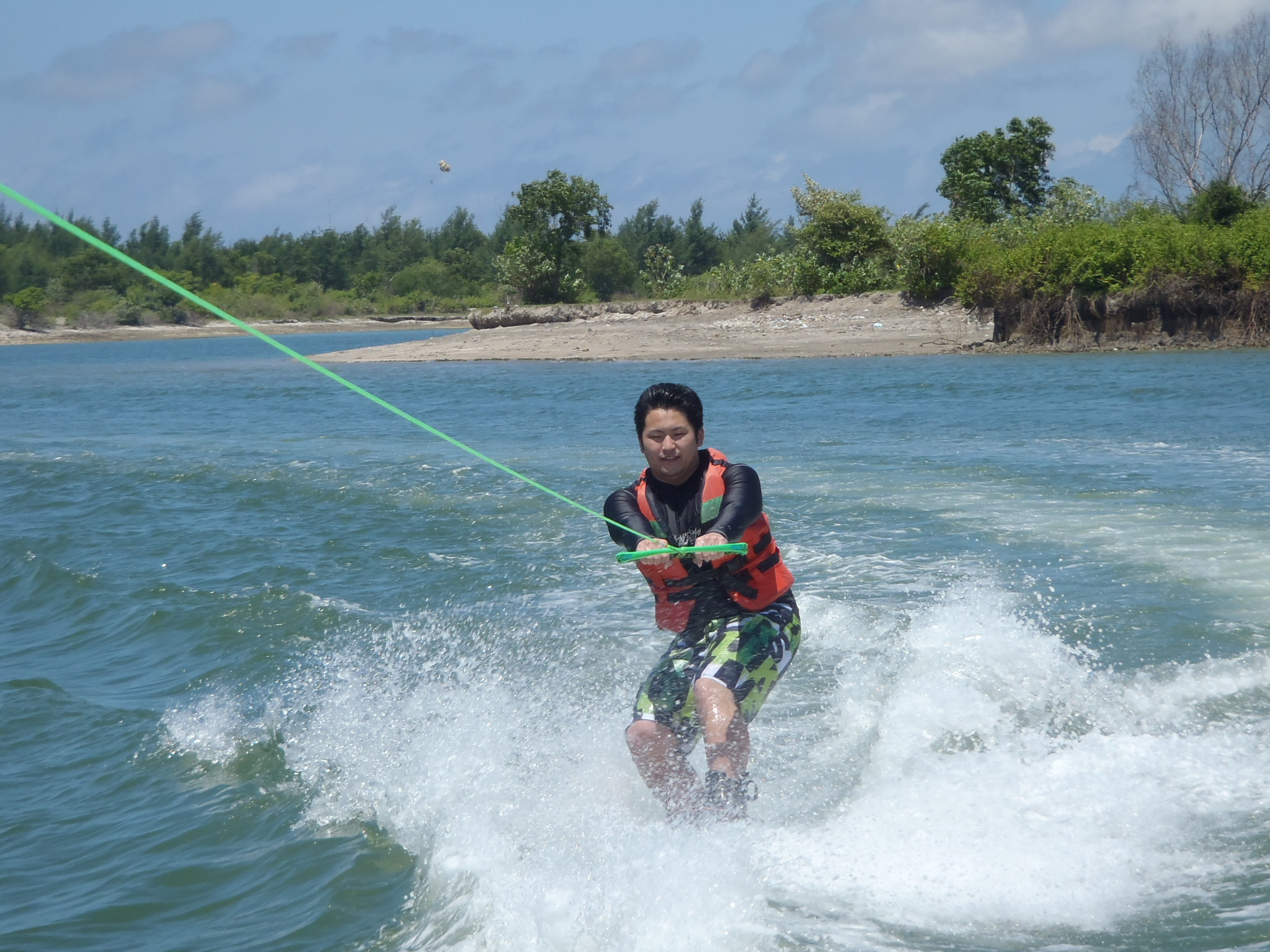 Try Wakeboarding in Bali!