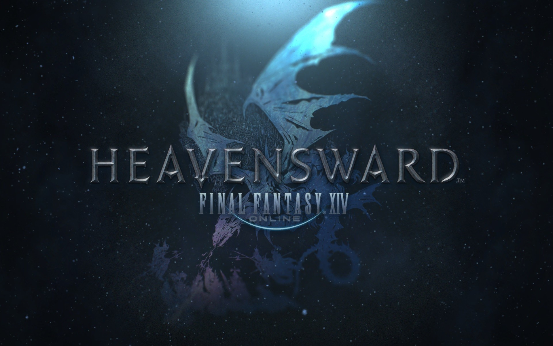 [Screenshot]I've been looking for a wallpaper of the opening screen to  Heavensward and couldn't find one. So I screenshotted it and love it!