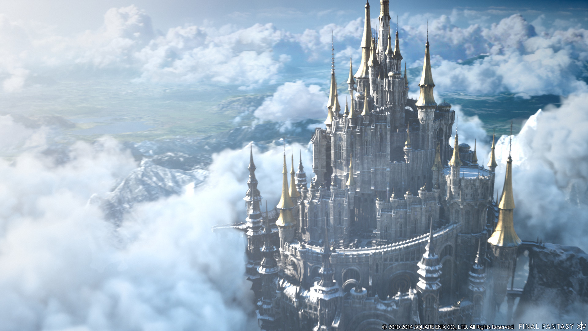 The City-State of Ishgard