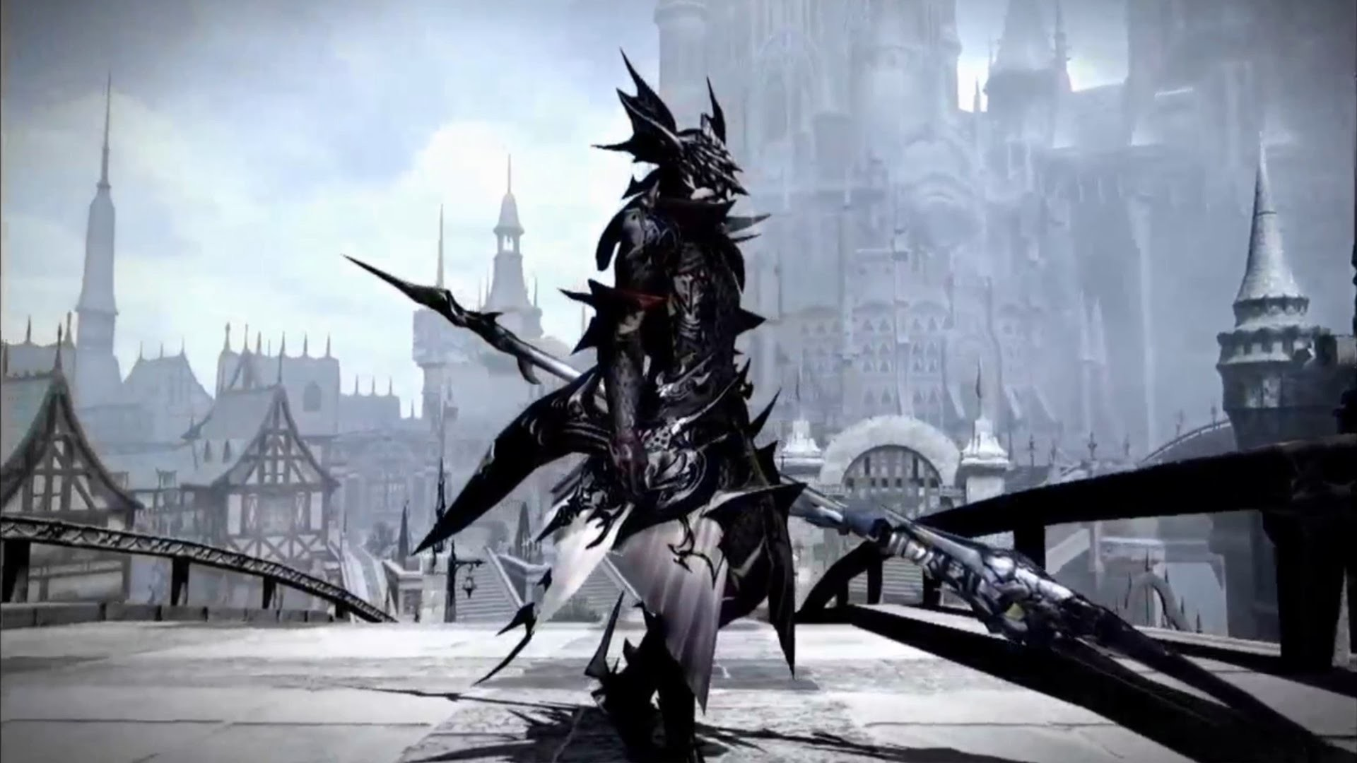 FFXIV: Heavensward PAX East 2015 – Gear Preview of Current Jobs – YouTube