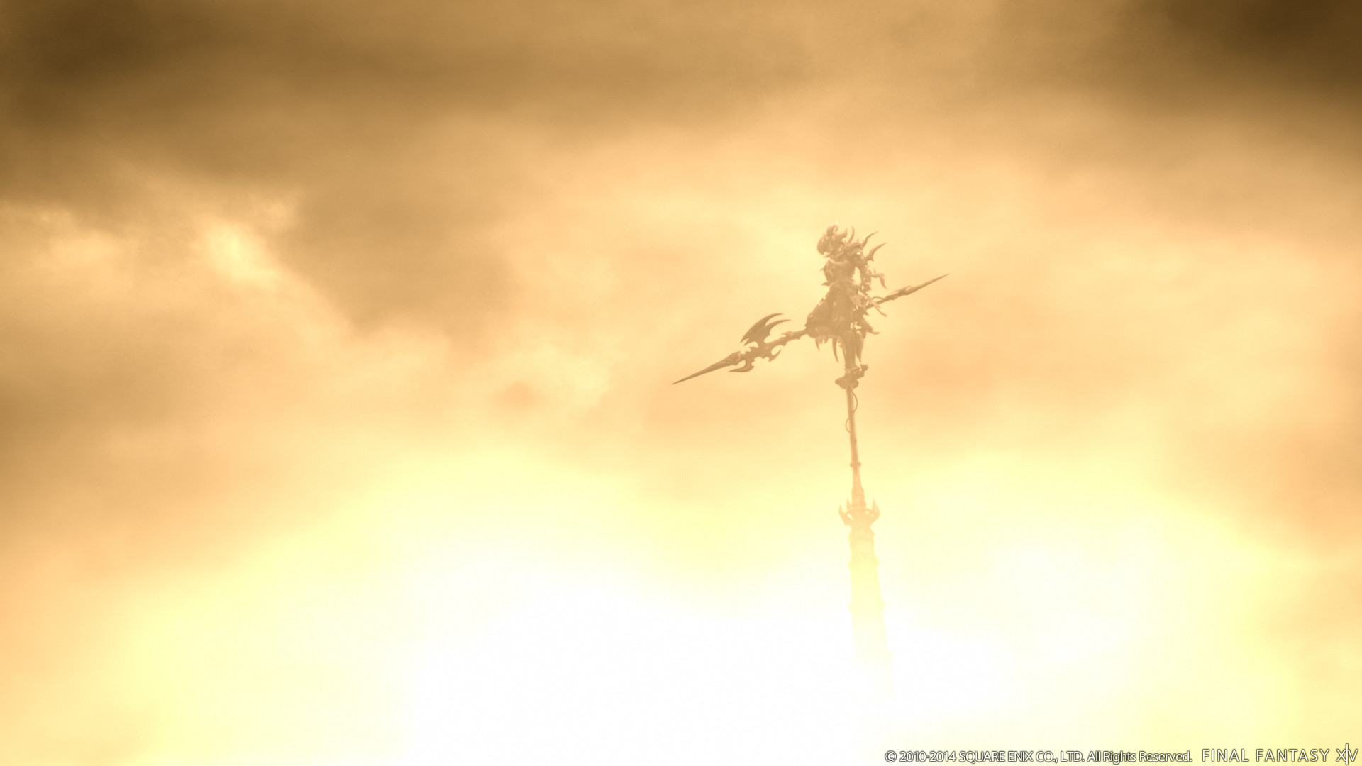 Final Fantasy XIV: Heavensward Screenshots and Artwork
