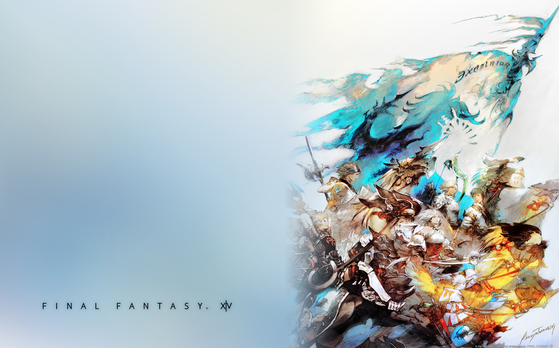 Final Fantasy XIV A Realm Reborn Wallpaper The Final Fantasy